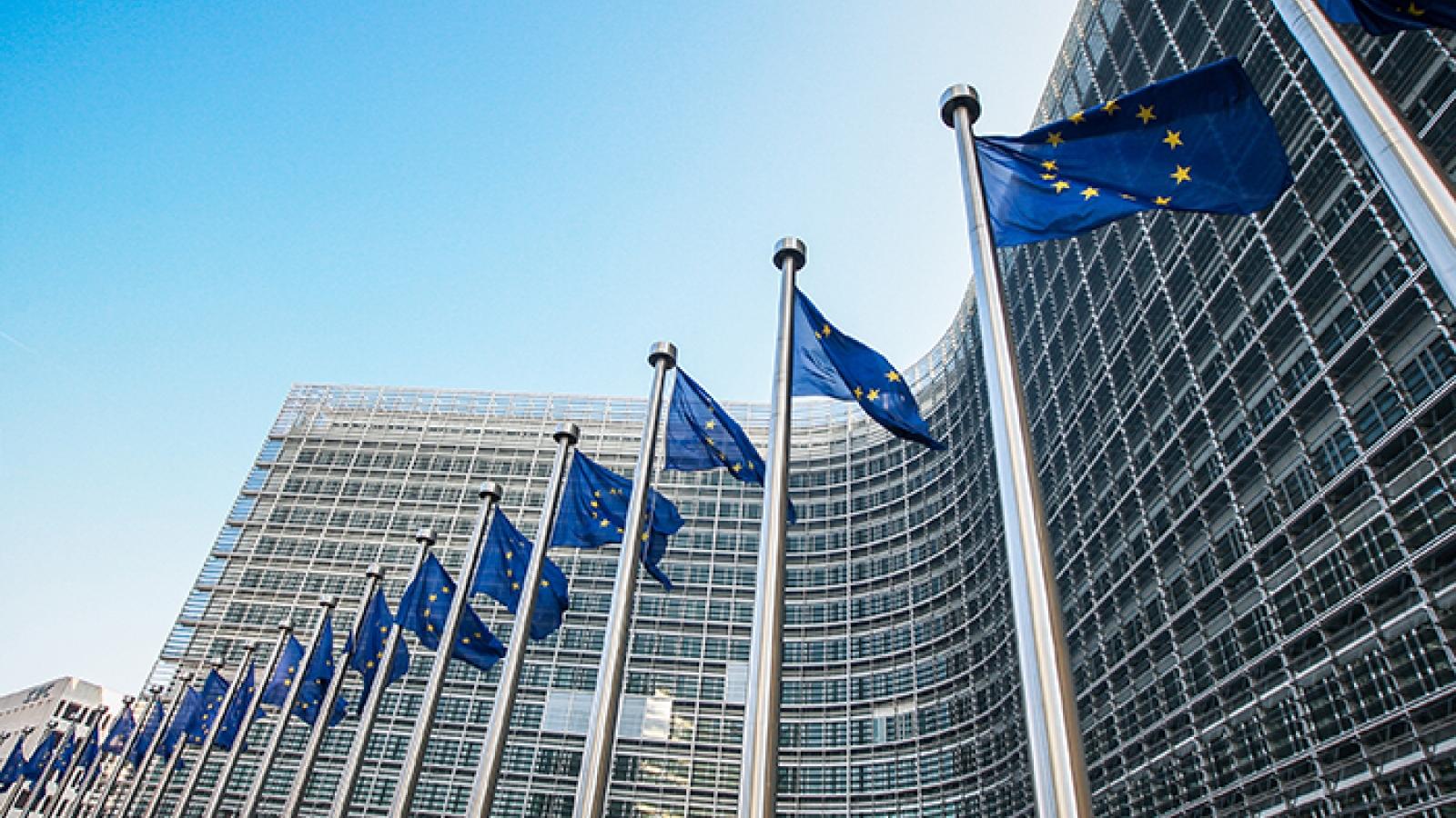 EU lên tiếnghỗ trợ Hy Lạp trong đàm phán về Đông Địa Trung Hải