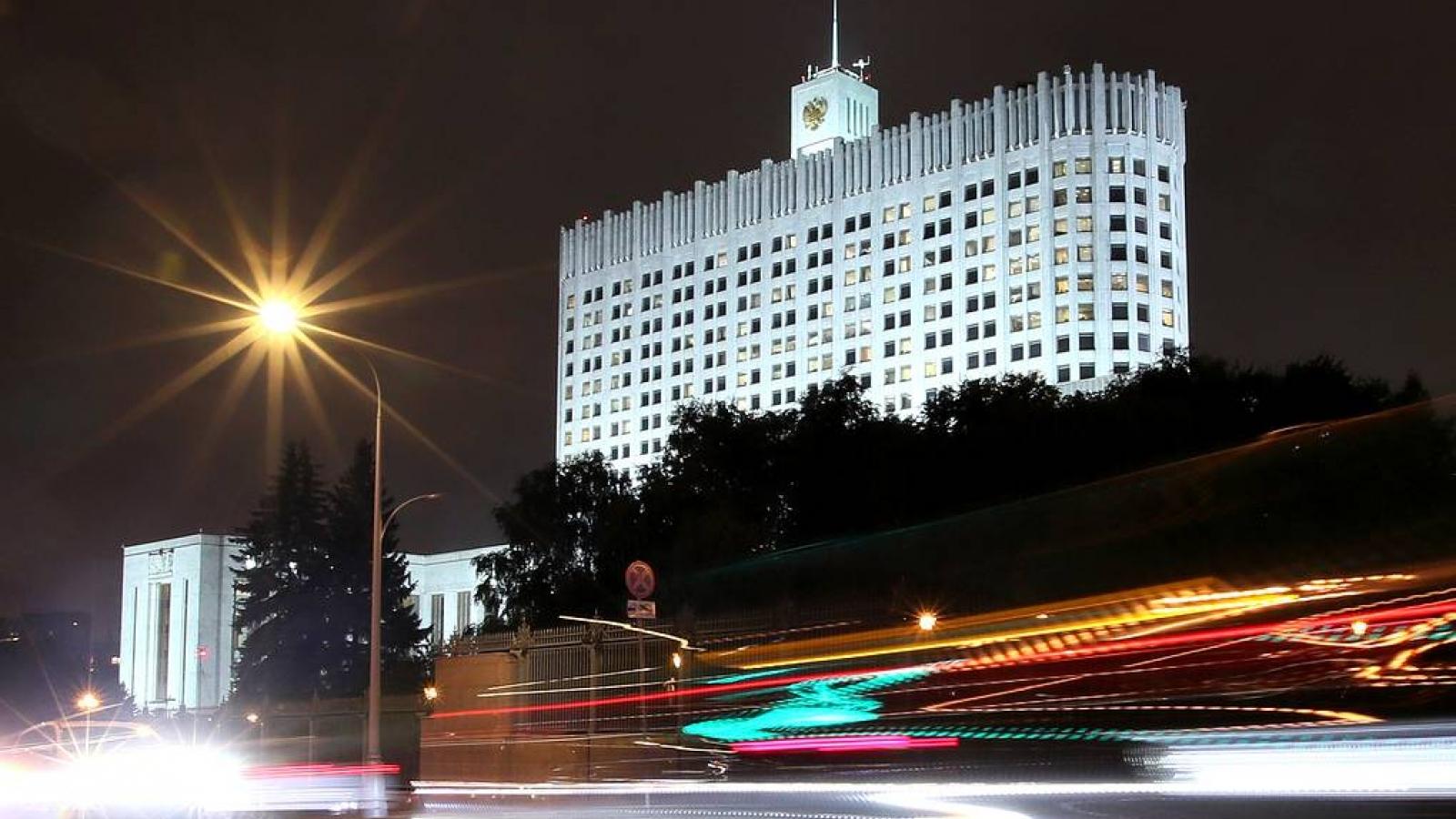 Nga bắt đầu cải cách hệ thống hành chính công