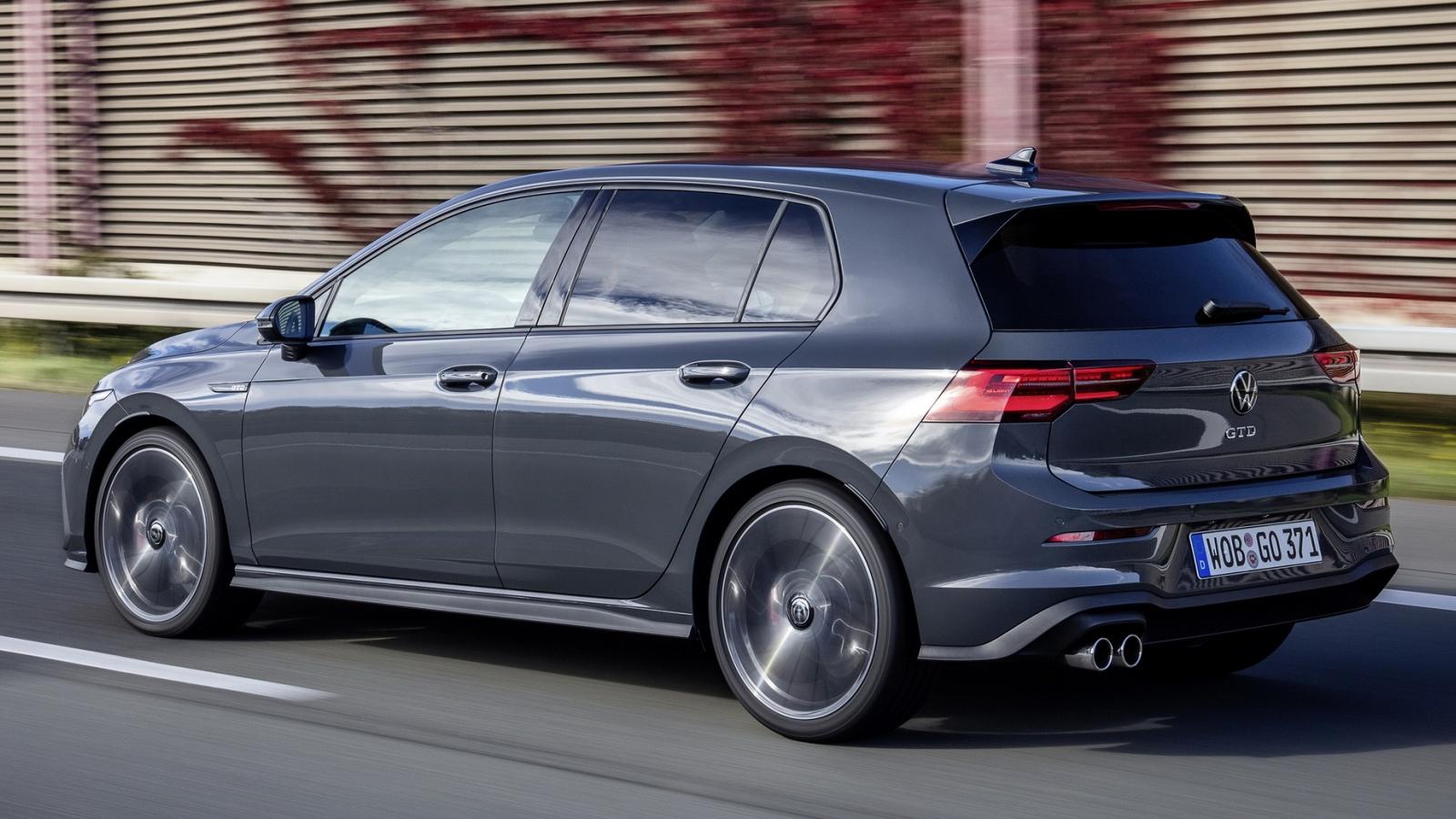 VW Golf là chiếc xe bán chạy nhất châu Âu