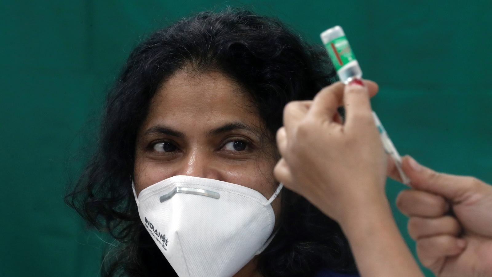 Ấn Độ công bố viện trợ vaccine Covid-19 cho 6 nước