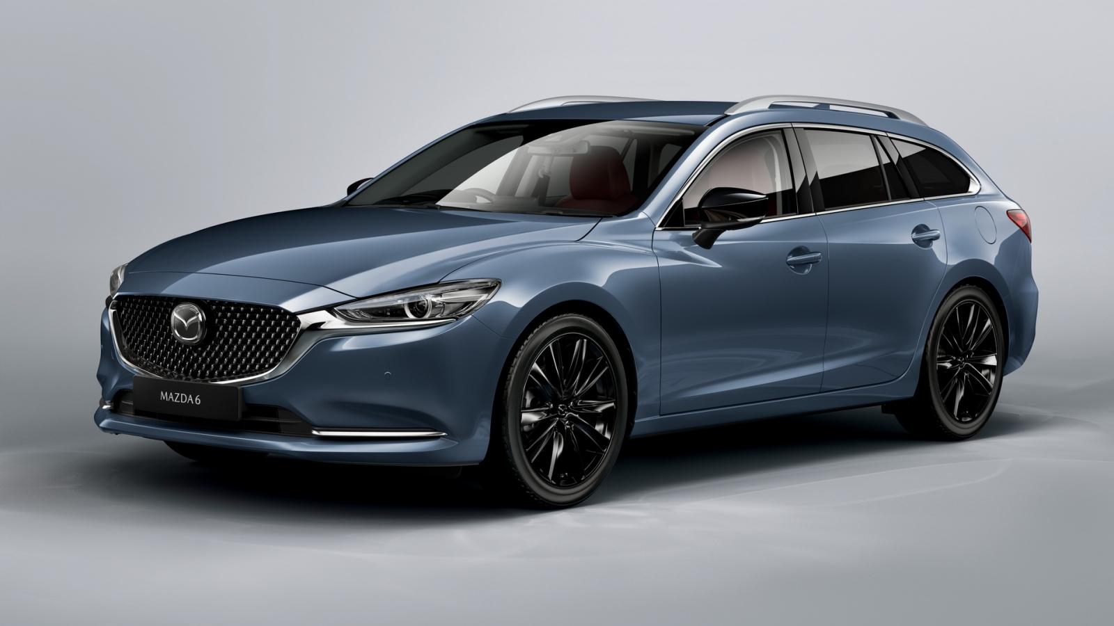 Cấp độ GT SP mới cho bản cập nhật Mazda6 2021