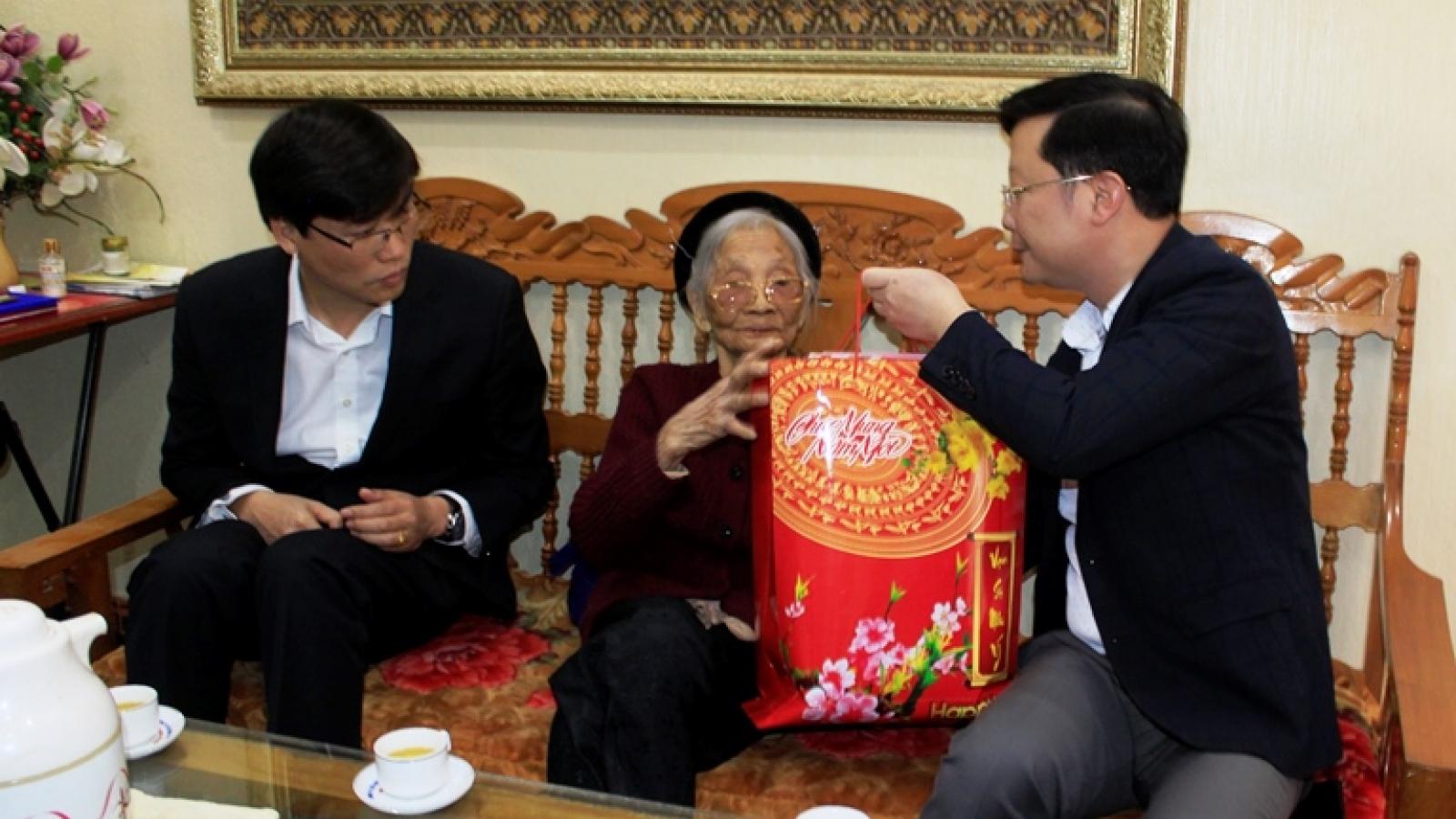 Hơn 4.000 hộ nghèo, hộ khó khăn có nguy cơ thiếu đói của tỉnh Lai Châu được hỗ trợ ăn tết