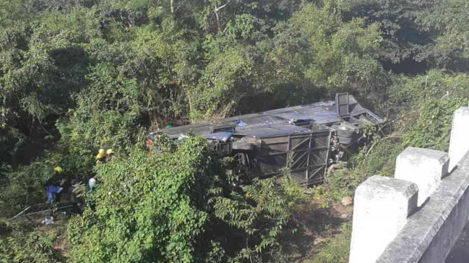 Cuba: Tai nạn giao thông nghiêm trọng, ít nhất 10 người thiệt mạng
