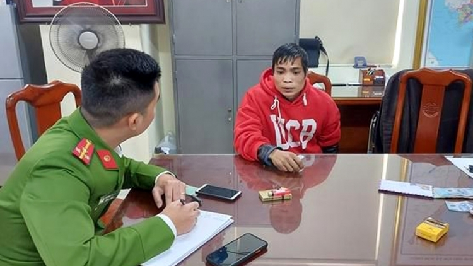 Bắt giữ đối tượng giết người cướp tài sản ở Lai Châu