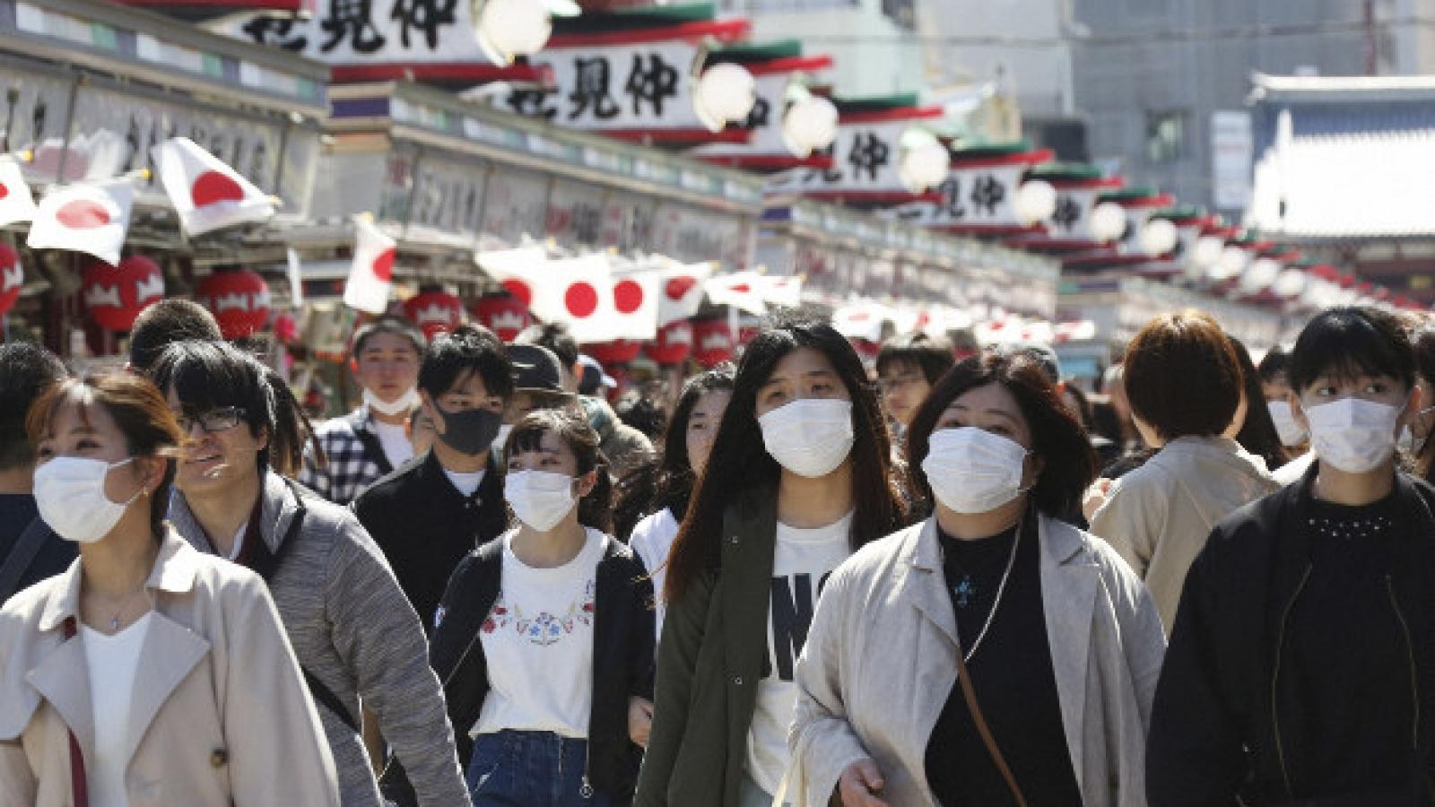 Nhật Bản: Tokyo và 3 tỉnh lân cận yêu cầu chính phủ tuyên bố tình trạng khẩn cấp