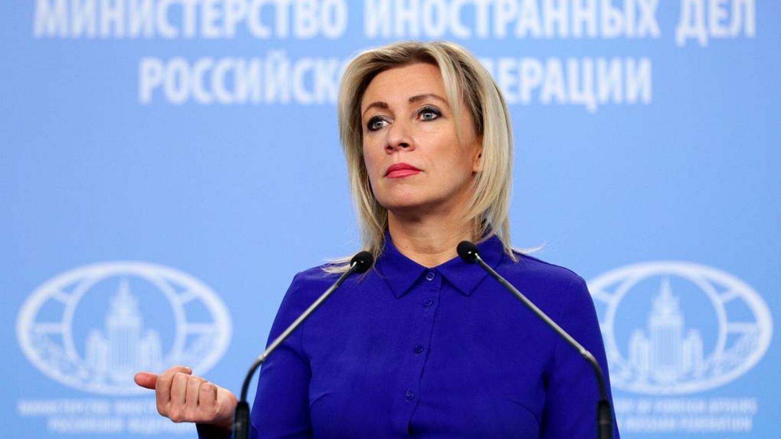 Nga và Mỹ đã bắt đầu xem xét về khả năng gia hạn hiệp ước START-3