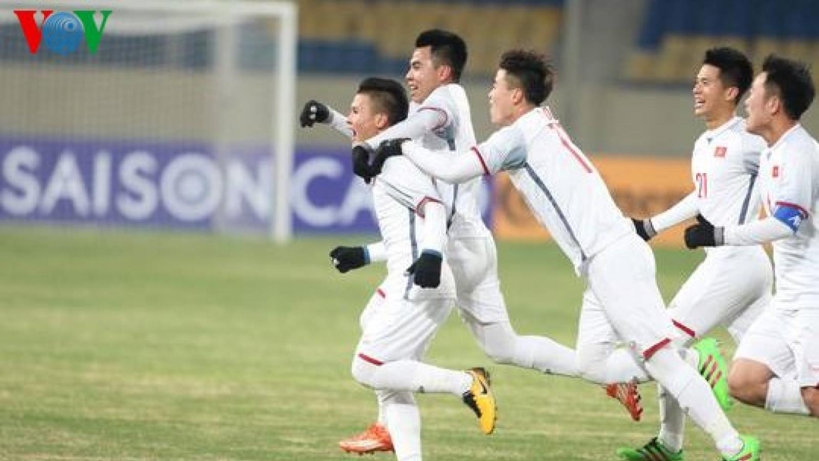 """Ngày này năm xưa: U23 Việt Nam khởi đầu hành trình """"kỳ diệu"""" tại Thường Châu"""