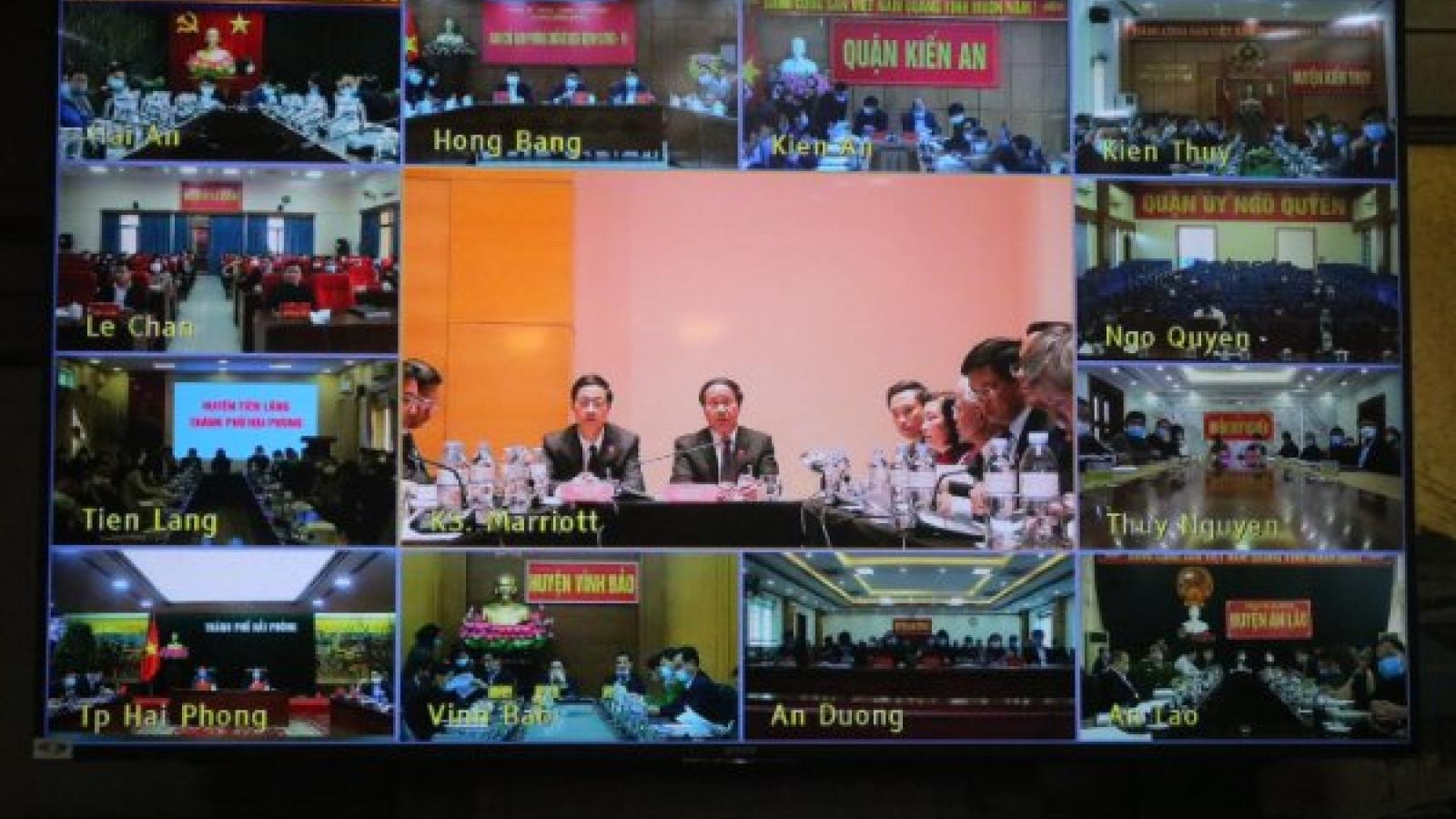 Hải Phòng sẽ tiêm vaccinengừa Covid-19 cho hơn 2 triệu người dân thành phố