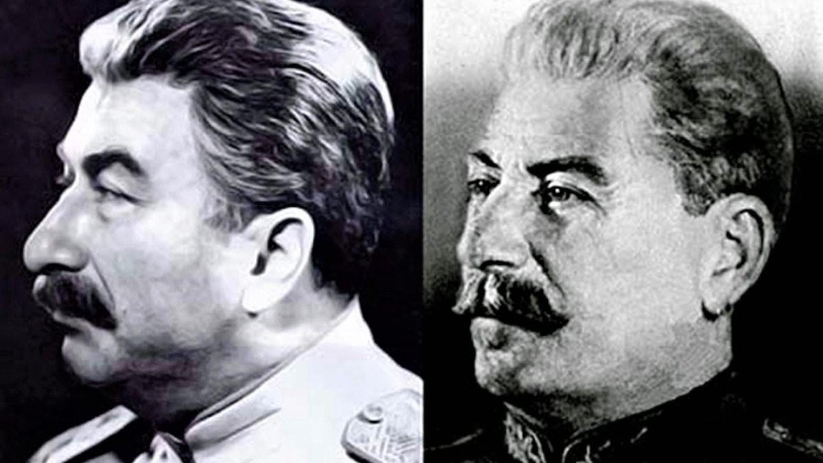 """Bí mật về một """"kép"""" đóng thế Stalin"""