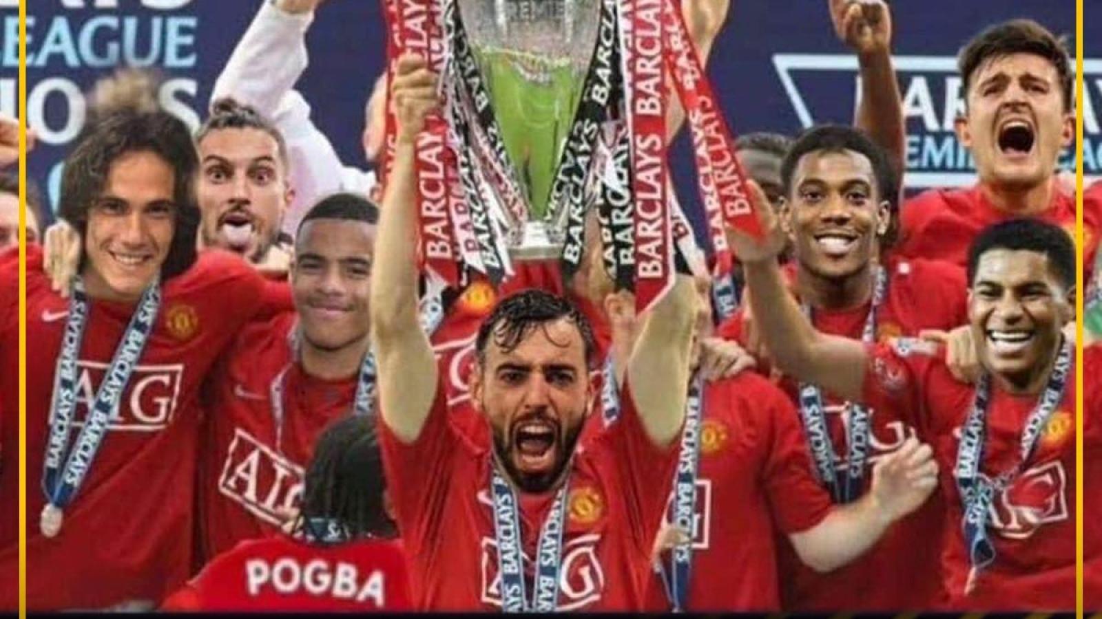 Biếm họa 24h: MU chiếm lợi thế trong cuộc đua vô địch Ngoại hạng Anh