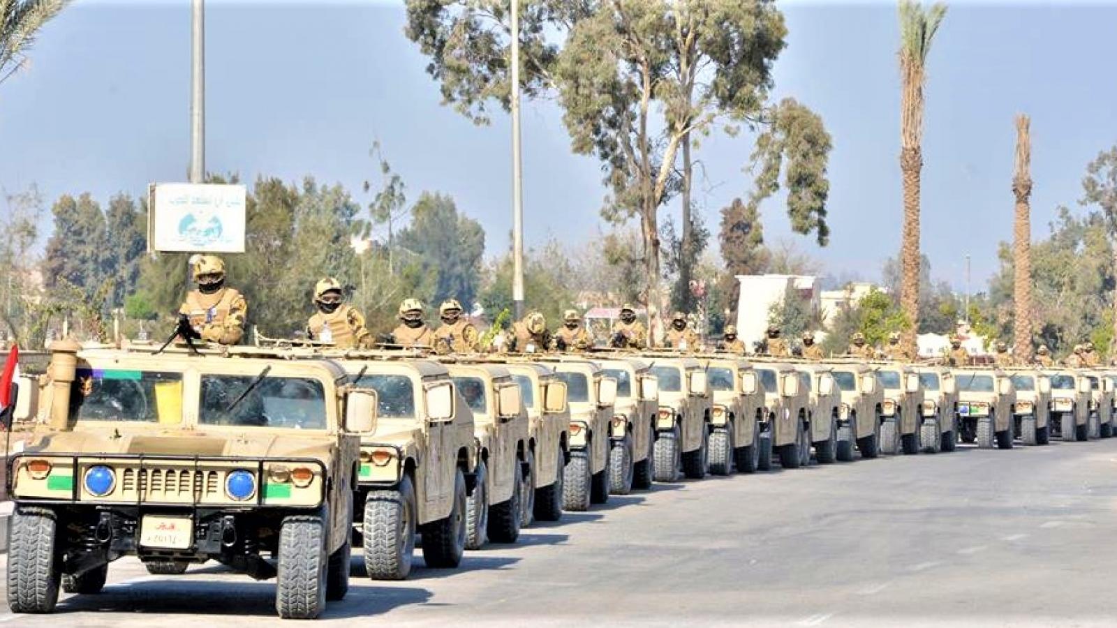 Thế giới Arab chiếm một phần ba thị phần vũ khí thế giới