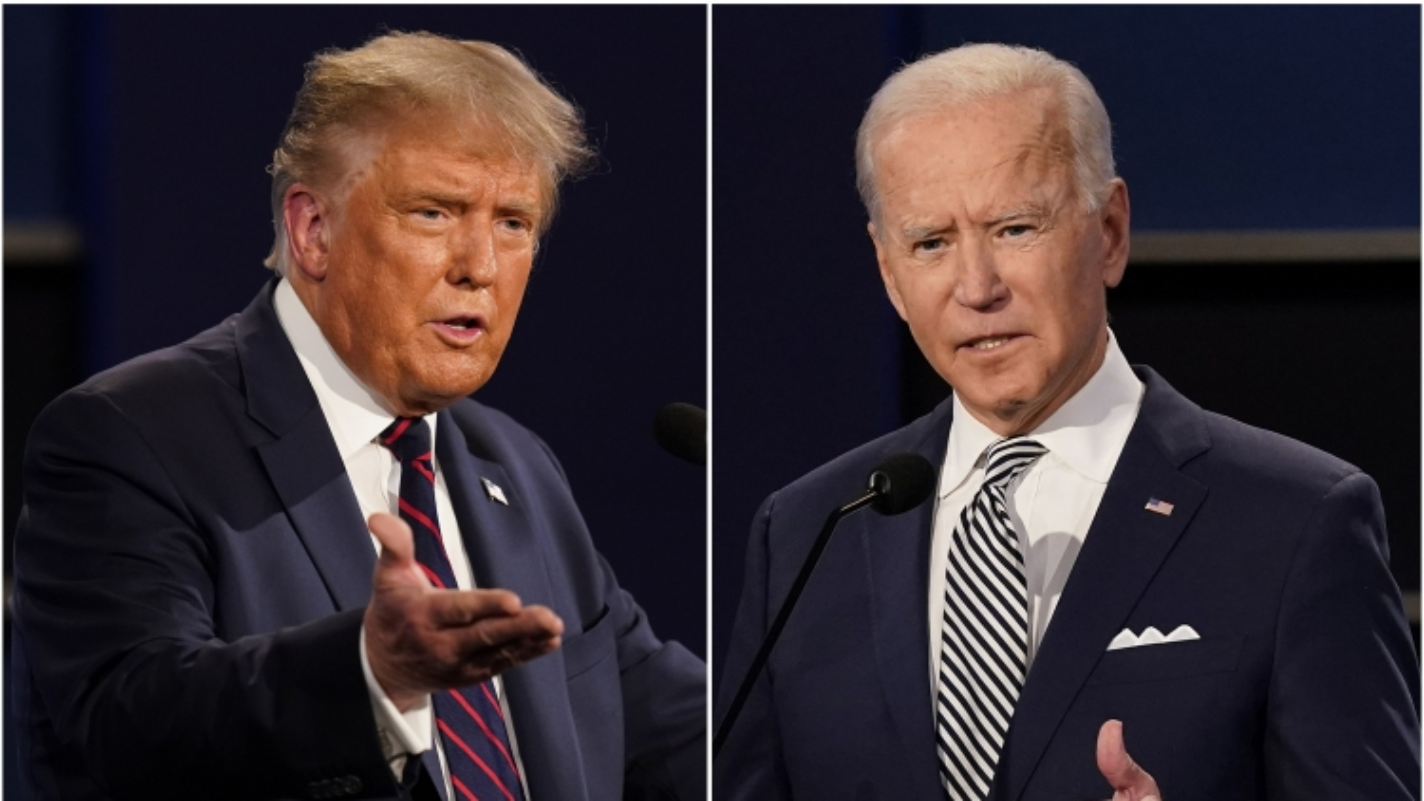 Thượng viện Mỹ trước bước ngoặt quyết định, Trump và Biden dồn sức vận động cho đồng minh