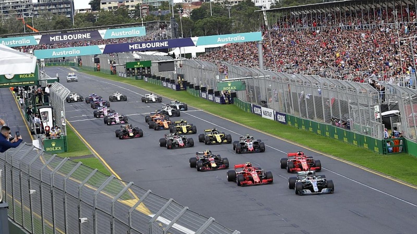 Mùa giải F1 2021 có nguy cơ bị lùi ngày khởi tranh vì Covid-19