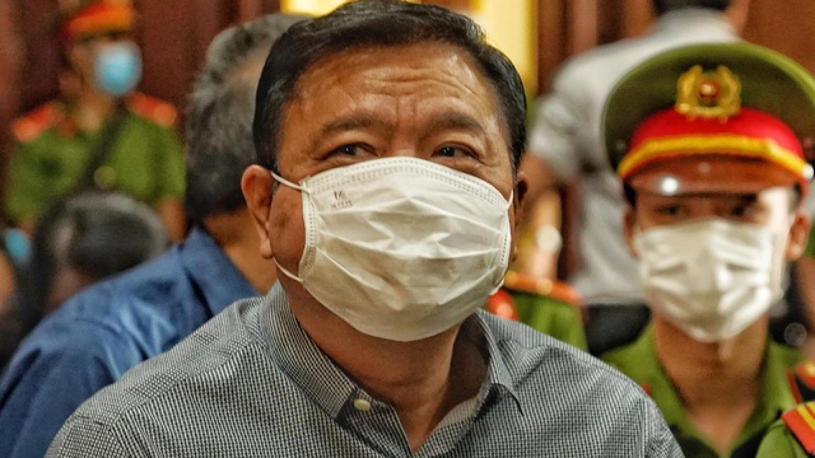Ông Đinh La Thăng, Trịnh Xuân Thanh lại chuẩn bị hầu tòa ở Hà Nội