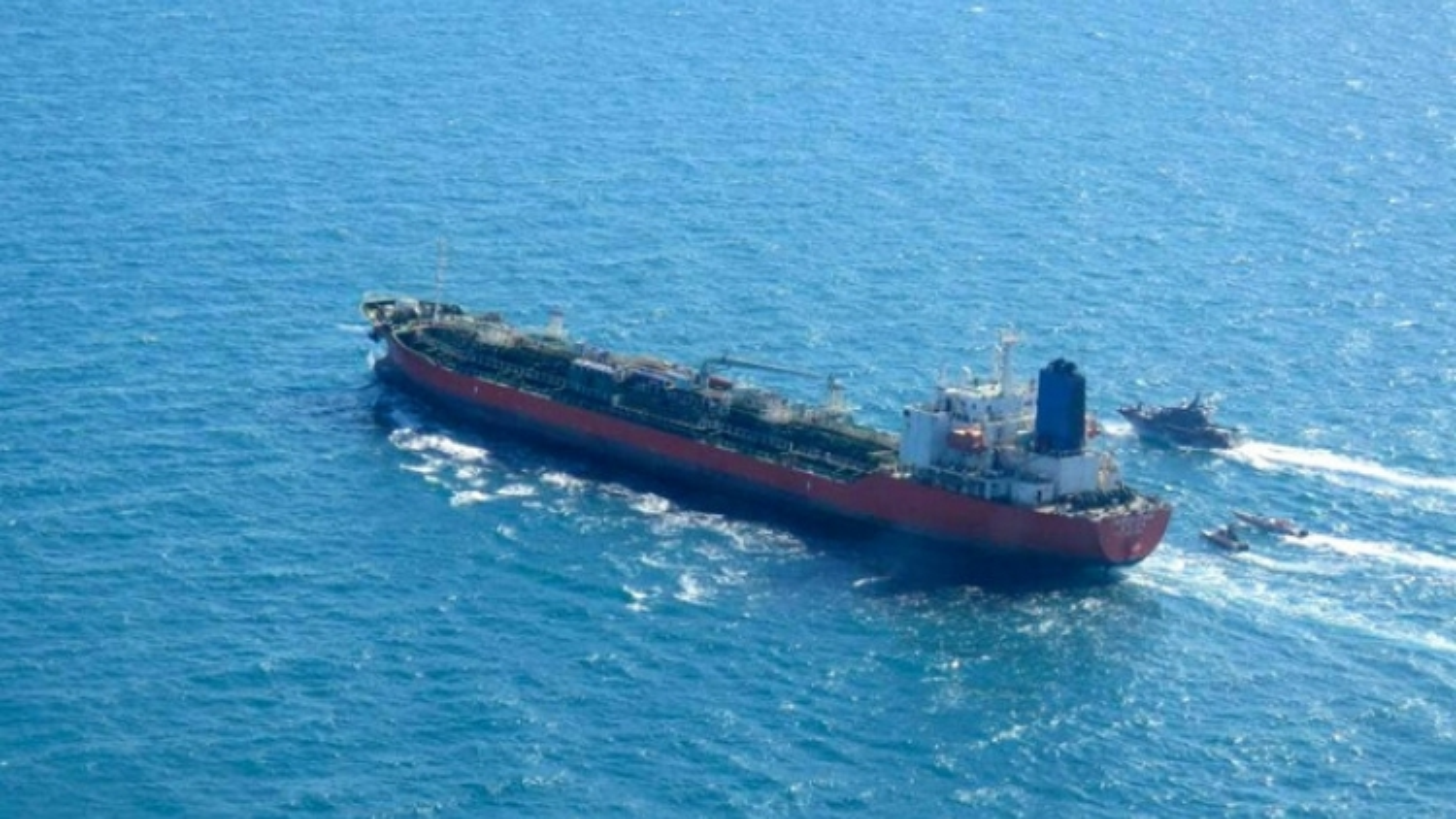 2 thuyền viên Việt trên tàu dầu bị Iran bắt hiện sức khỏe tốt, tinh thần ổn định