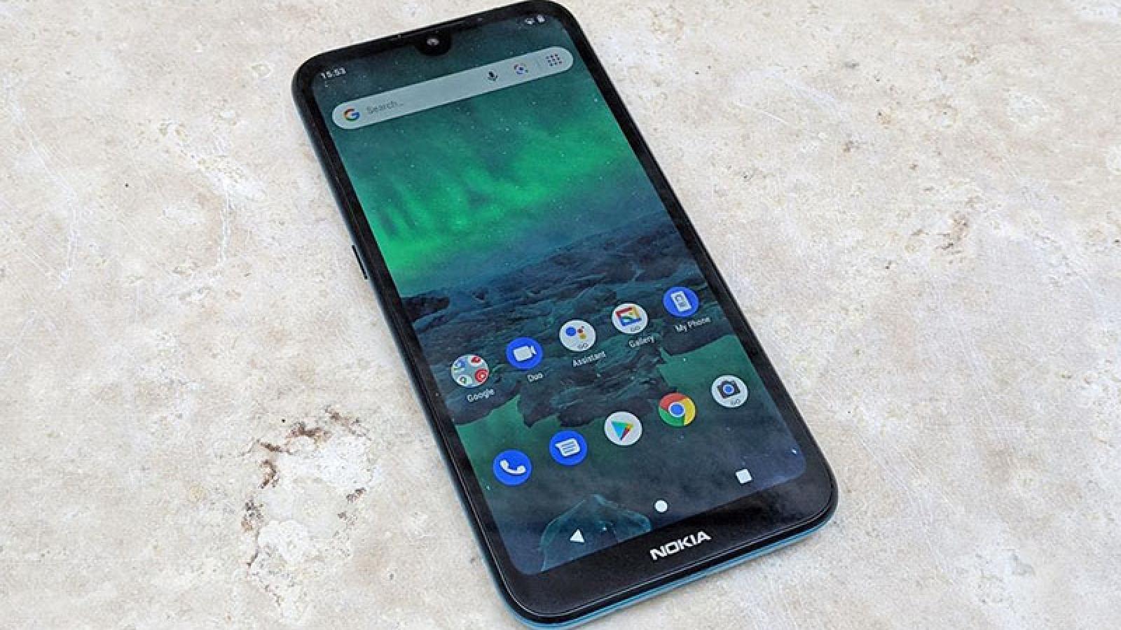 Nokia 1.4 giá dưới 2,8 triệu đồng sắp ra mắt