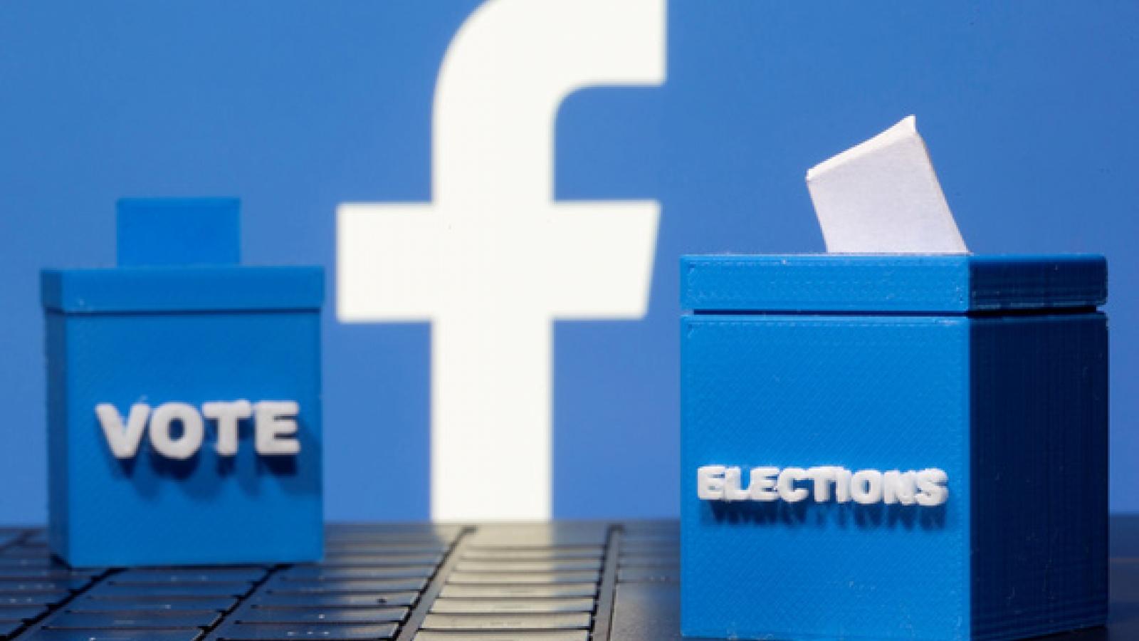 """Facebook bị kết luận sai trước khi xem xét vụ """"cấm cửa"""" ông Trump"""