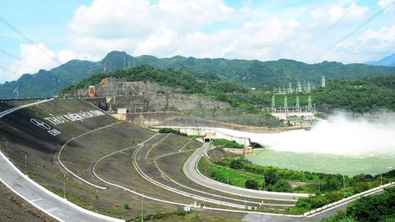 Khởi công Nhà máy thủy điện Hòa Bình mở rộng