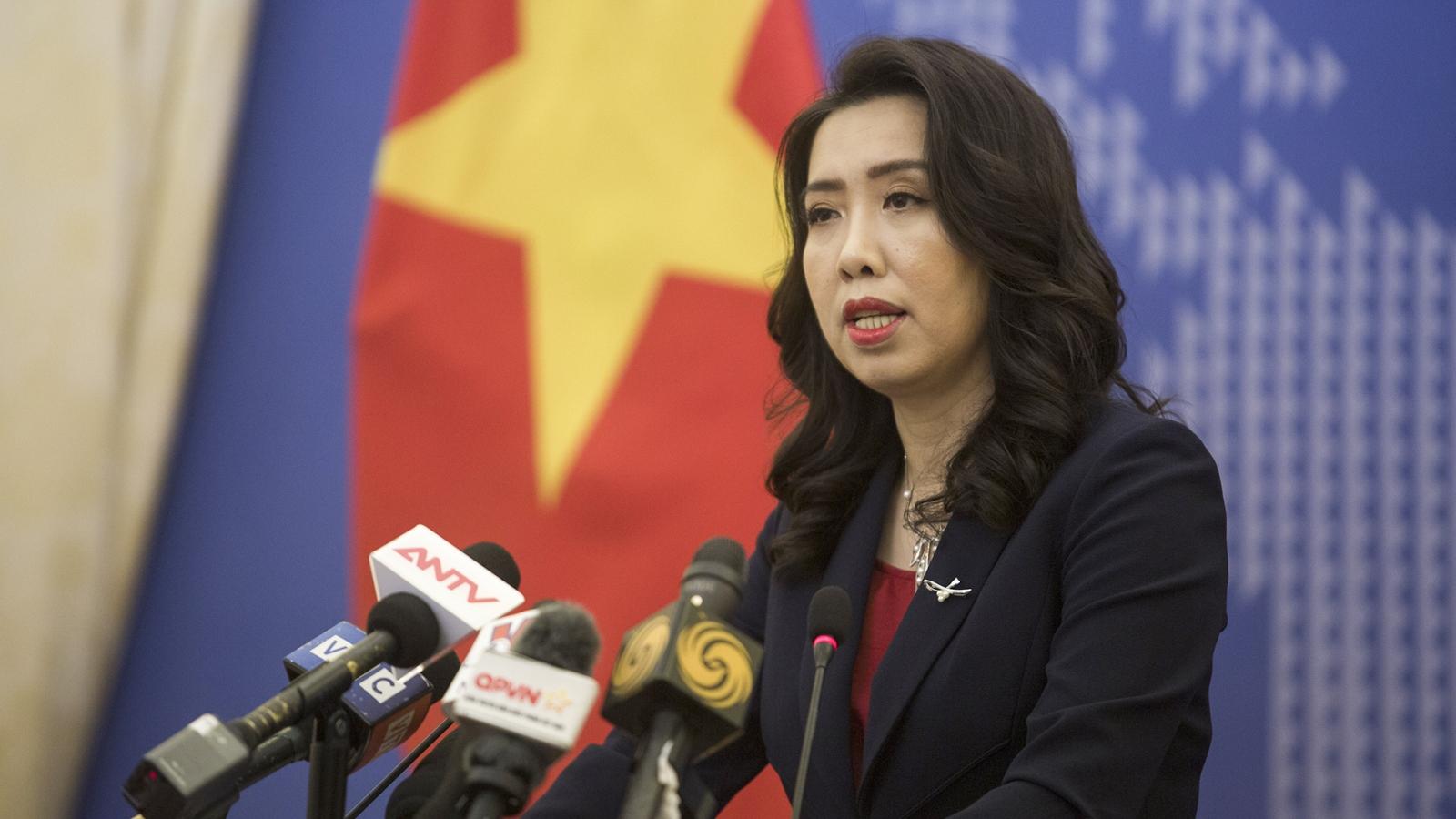 Việt Nam nói gì trước việc Nhật Bản và Anh cùng nêu quan ngại về Biển Đông?