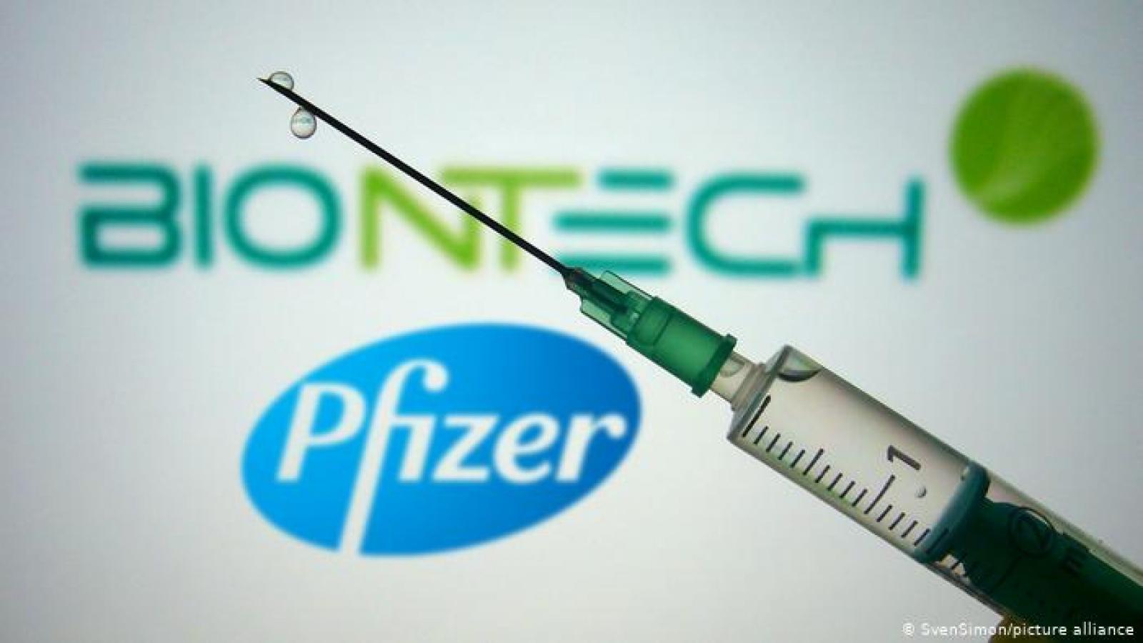 10 người tử vong tại Đức sau khi tiêm vaccine Covid-19 của Pfizer/BioNTech