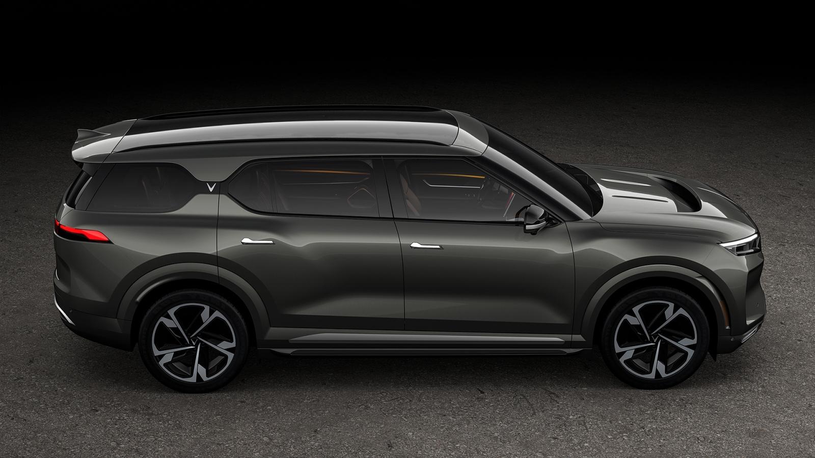 VinFast ra mắt dòng ô tô điện tự lái - khẳng định trở thành hãng xe điện thông minh