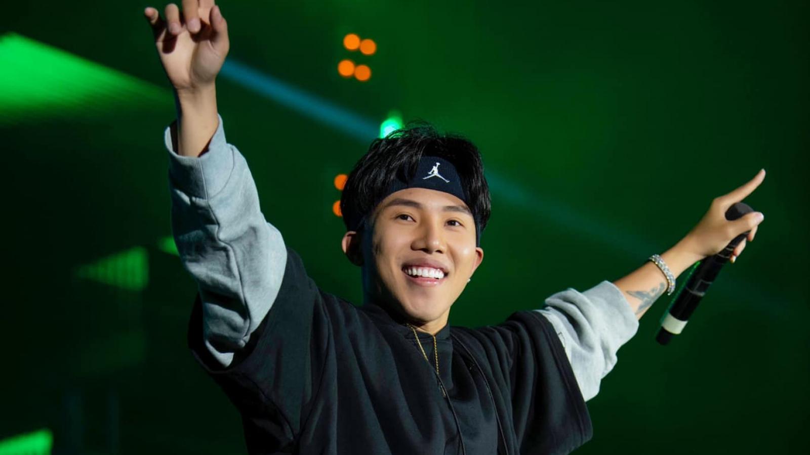 """Rapper Mr.T: """"Tôi không chạnh lòng khi Hòa Minzy, Justa Tee nổi tiếng hơn"""""""