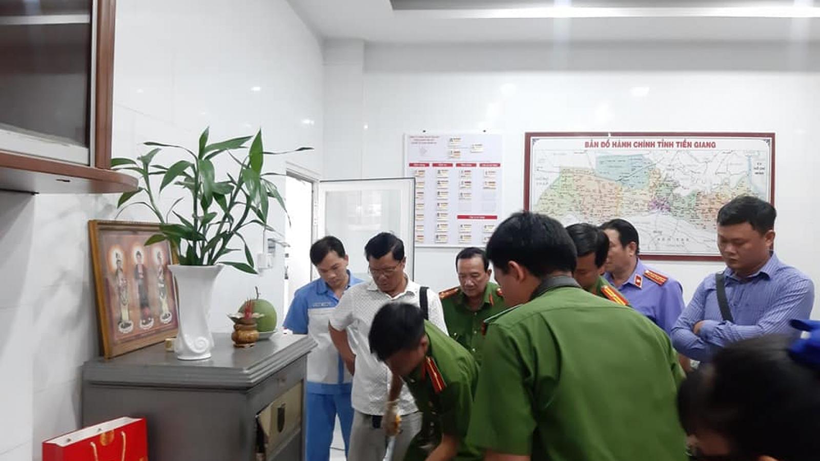 Tiền Giang:Cảnh báo kẻ trộm đột nhập từ nóc nhà vào lấy tài sản