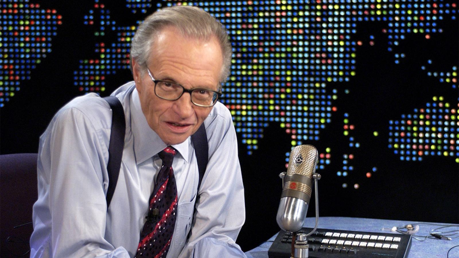 """Thế giới nói lời tạm biệt với """"ông Vua truyền hình"""" Larry King"""
