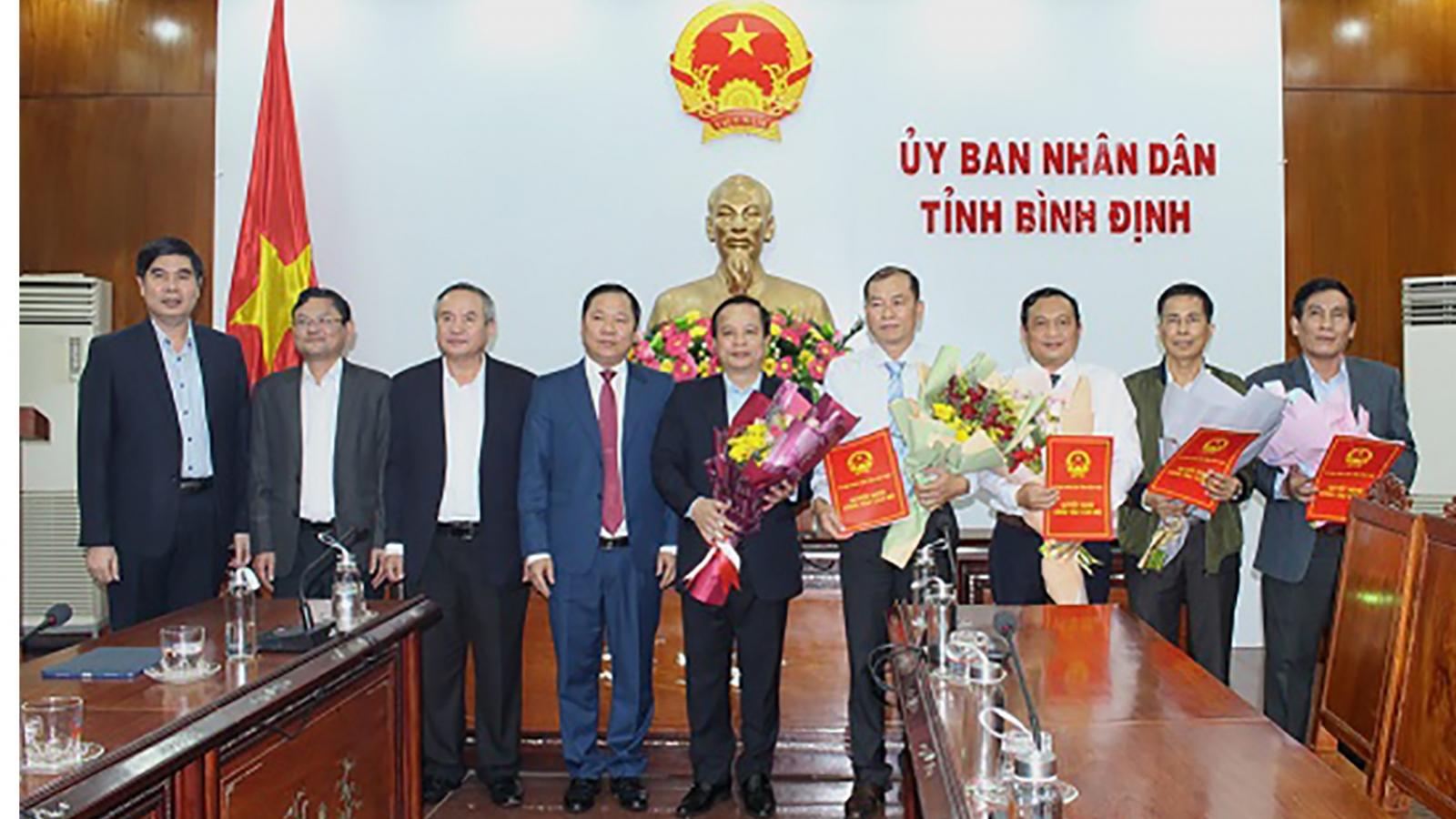 Giám đốc Đài PTTH Bình Định làm Phó Trưởng Ban Tổ chức Tỉnh ủy