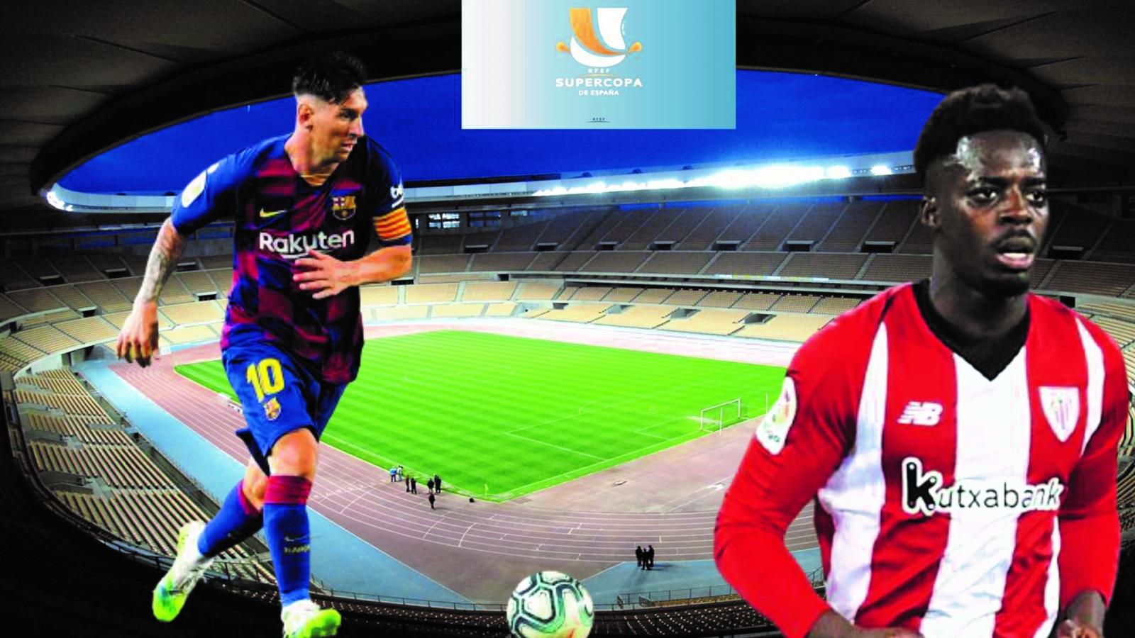 Dự đoán kết quả, đội hình xuất phát trận Barca - Bilbao