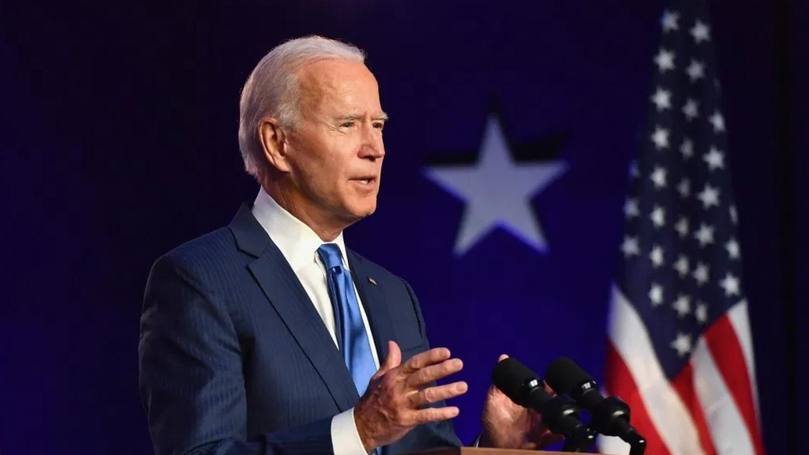 Chưa có dấu hiệu Tổng thống Mỹ Biden sẽ mặn nồng với Trung Quốc