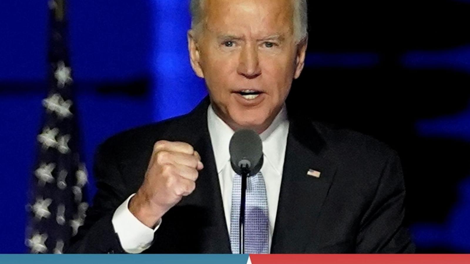 Tổng thống Mỹ Biden cảnh báo tình hình Covid-19 sẽ tồi tệ hơn trước khi tốt lên