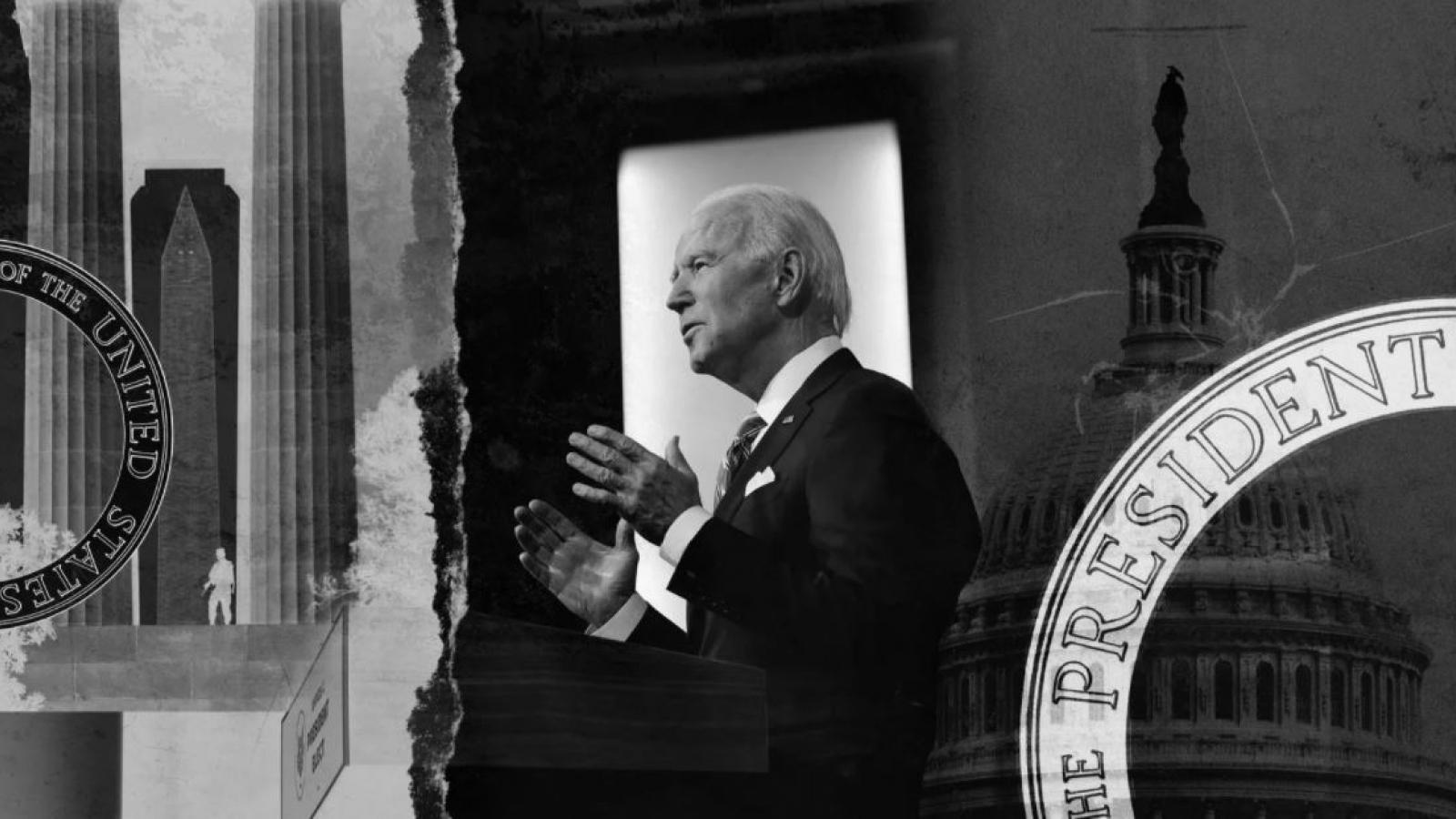 Đưa Mỹ sang trang mới khỏi kỷ nguyên Trump: Nhiệm vụ bất khả thi của ông Biden?