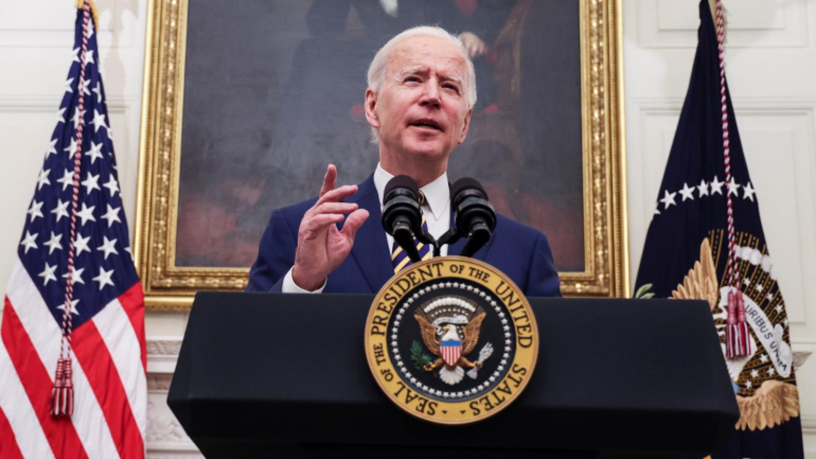 """Tiến trình hòa bình Trung Đông liệu có """"khởi sắc"""" dưới thời Tổng thống Biden?"""