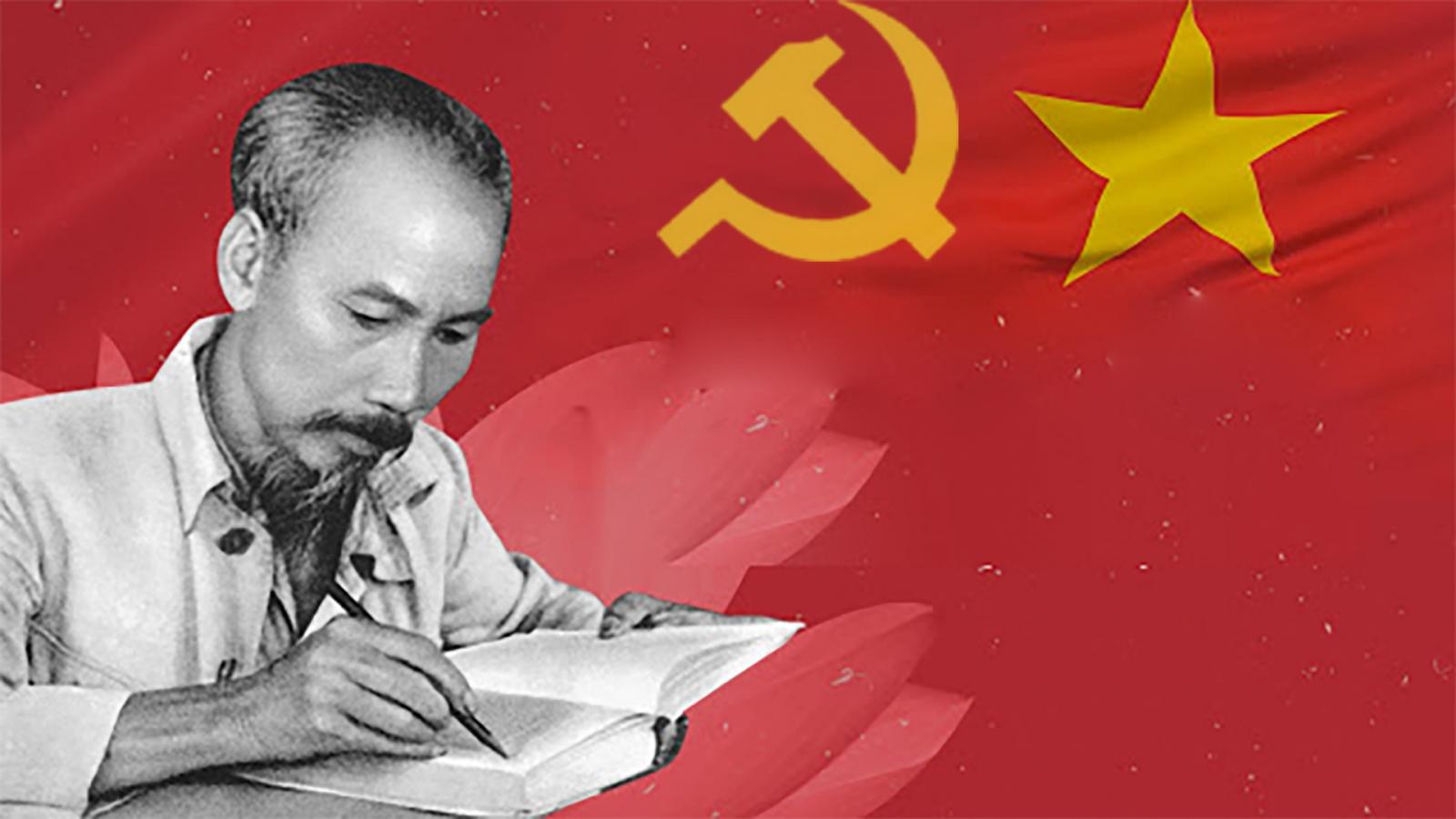 Chủ tịch Hồ Chí Minh - Người sáng lập Đảng Cộng sản Việt Nam