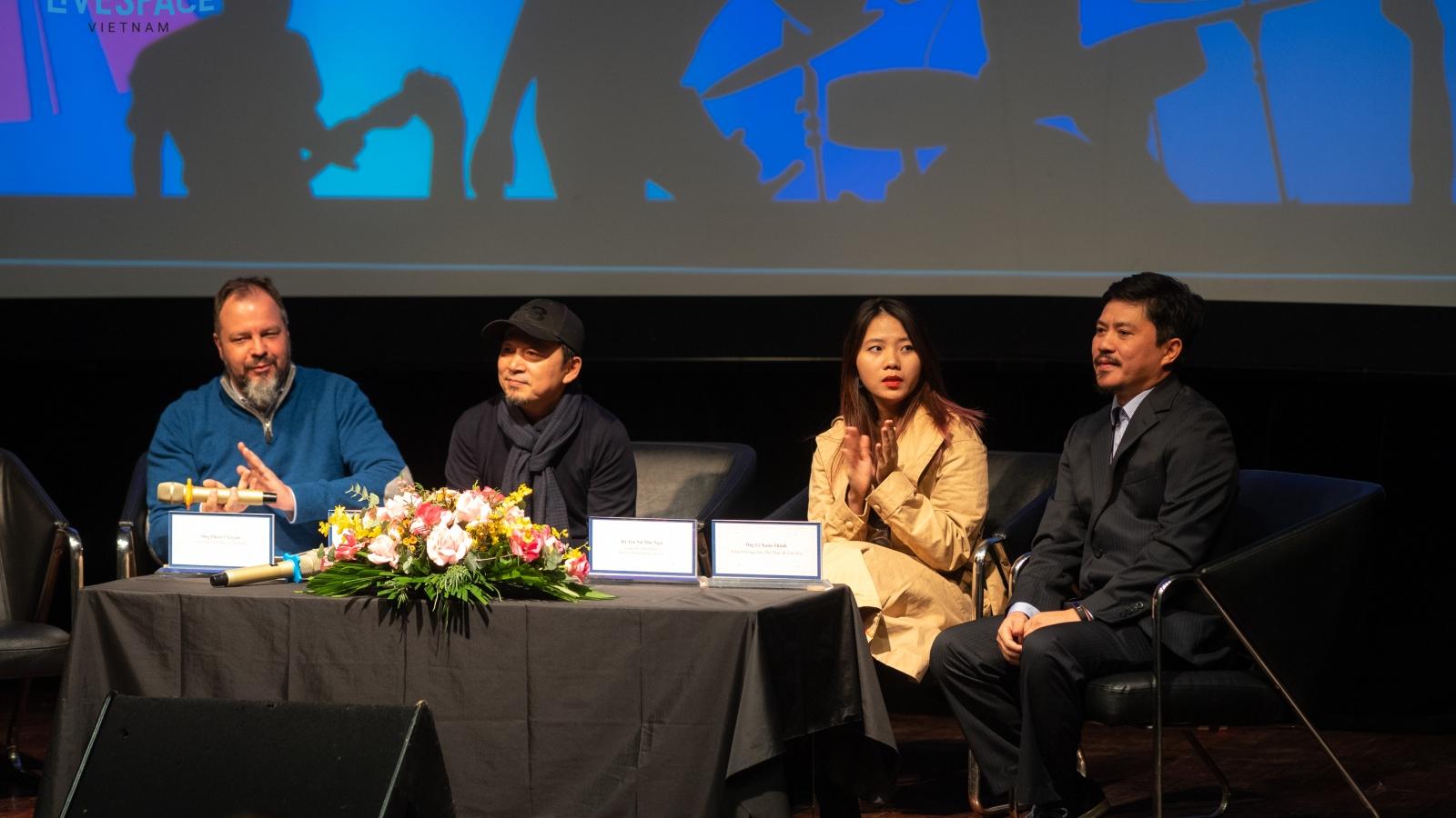 Nhạc sĩ Quốc Trung: Sân khấu âm nhạc không nên chỉ có ca sĩ đứng hát