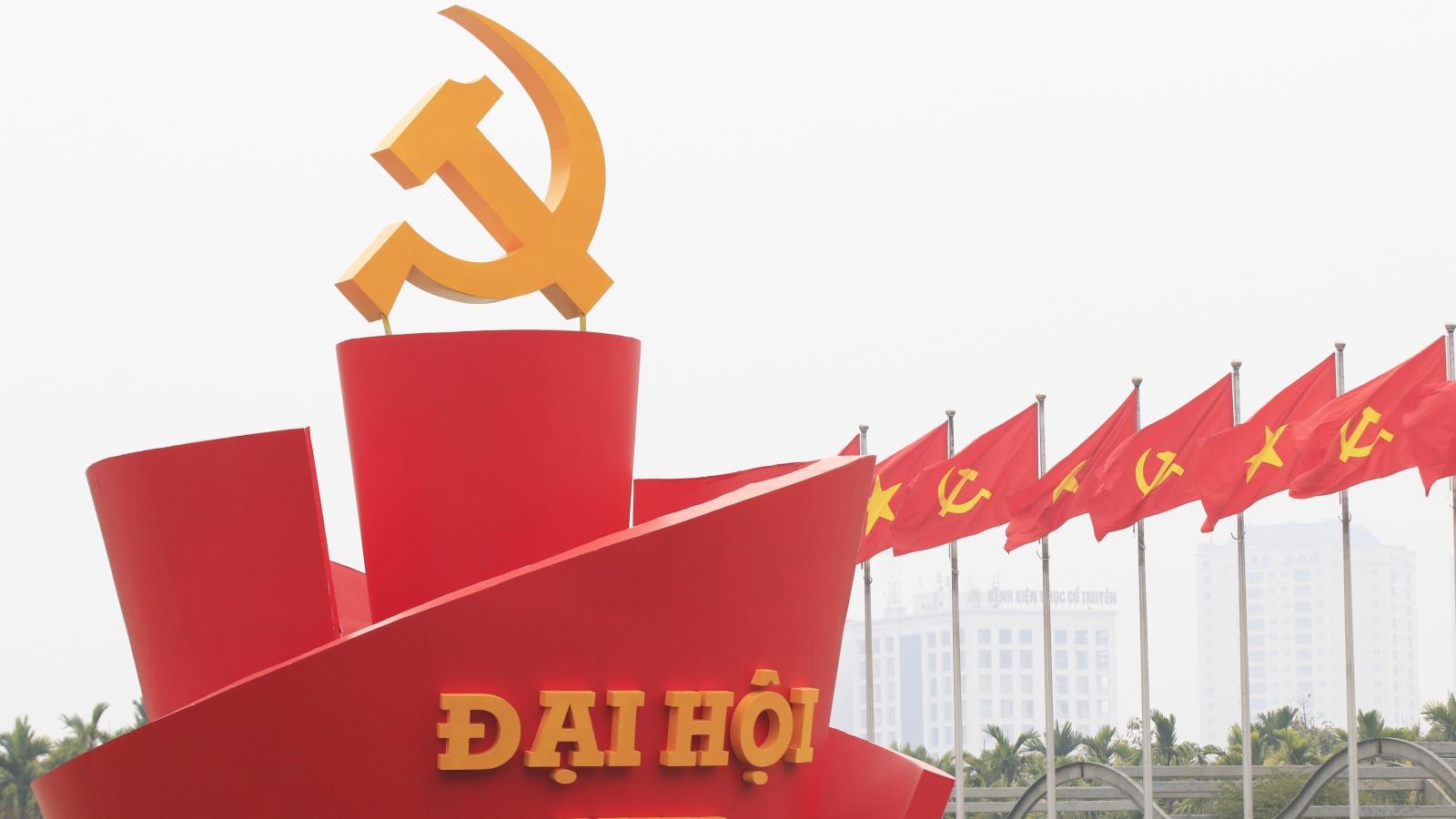 Đại hội Đảng XIII: Trí tuệ, sáng tạo, đồng thuận sẽ làm nên thành công
