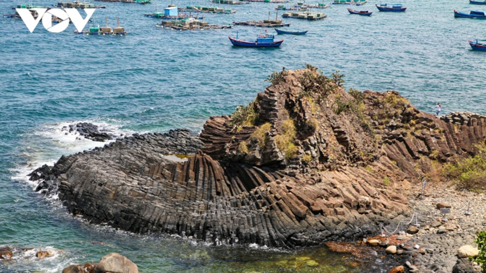 Ganh Da Dia recognised as unique national relic site