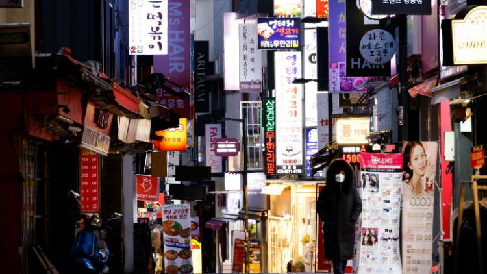 Hàn Quốc mở rộng lệnh cấm tụ tập xã hội trên toàn quốc