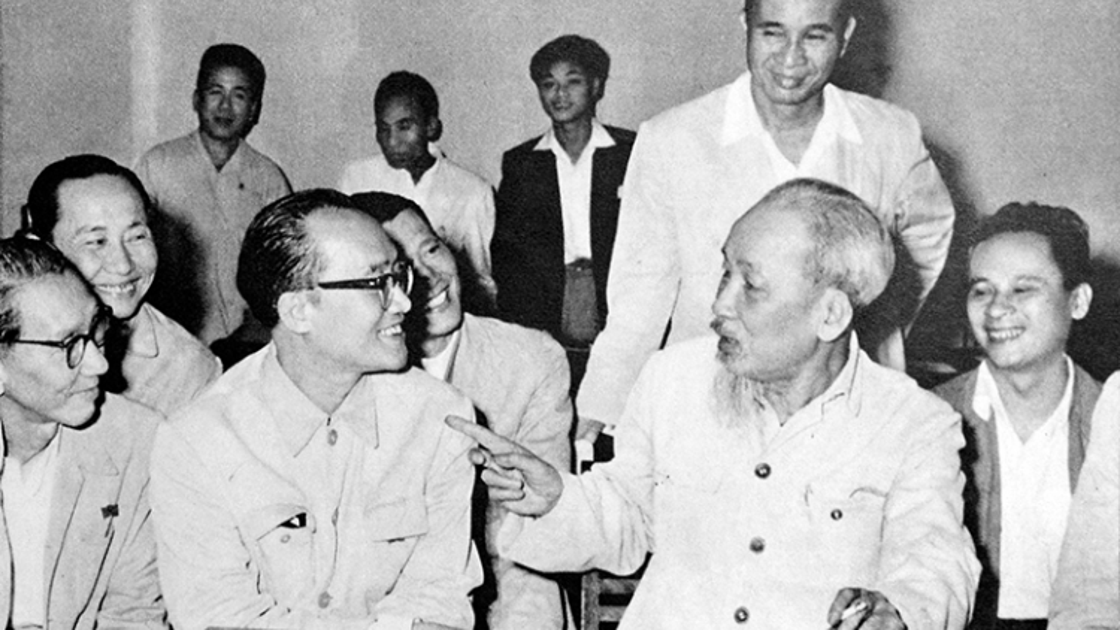Chủ tịch Hồ Chí Minh từng mời người 70 tuổi làm bộ trưởng