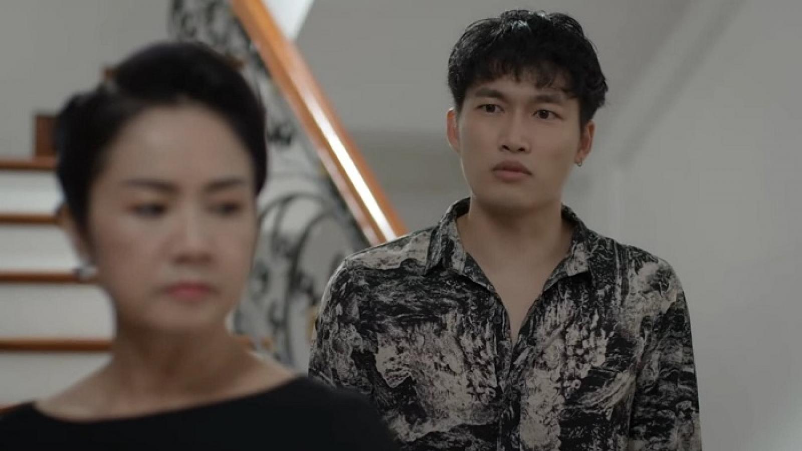 """""""Hướng dương ngược nắng"""" tập 17: Trí phải rời nhà họ Cao, Kiên bị theo dõi"""