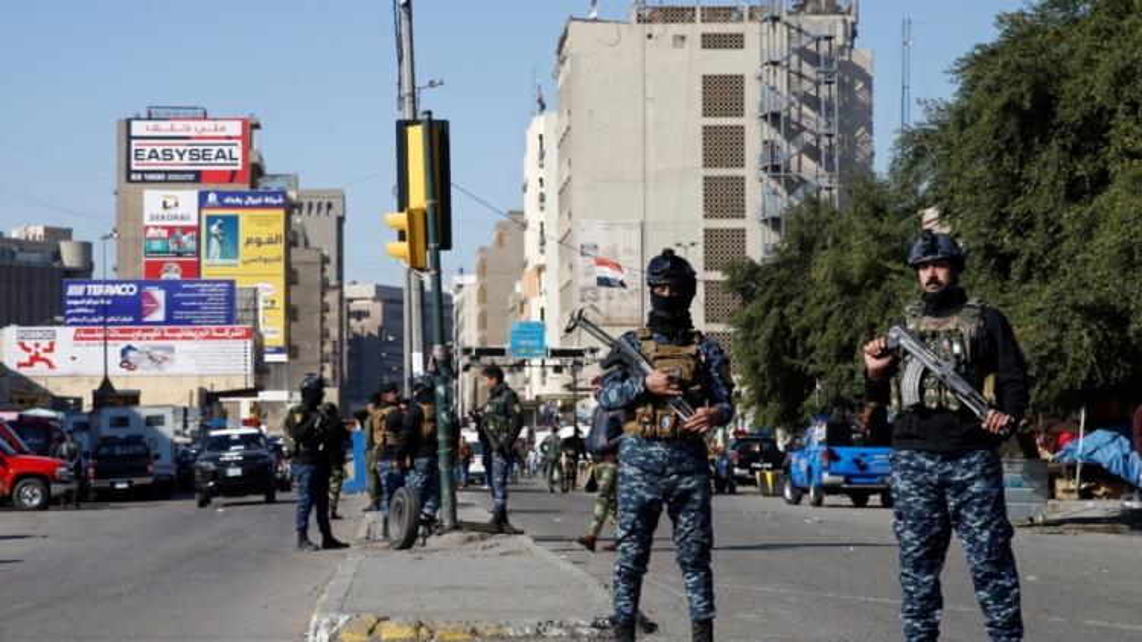IS thừa nhận tiến hành vụ đánh bom liên hoàn đẫm máu tại Iraq