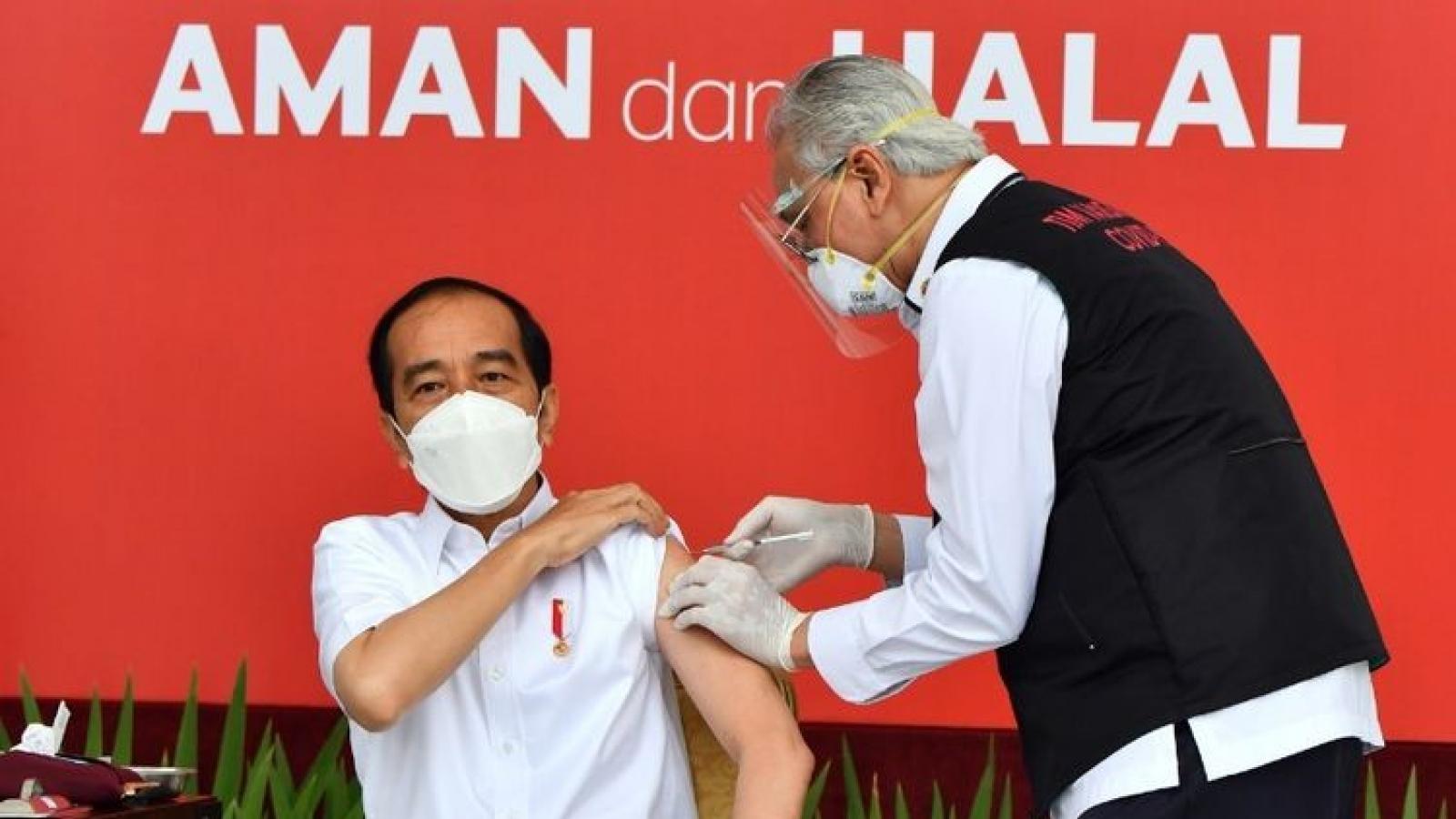 Indonesia sẽ tiêm vaccine Covid-19 cho người nước ngoài trên cơ sở đối ứng