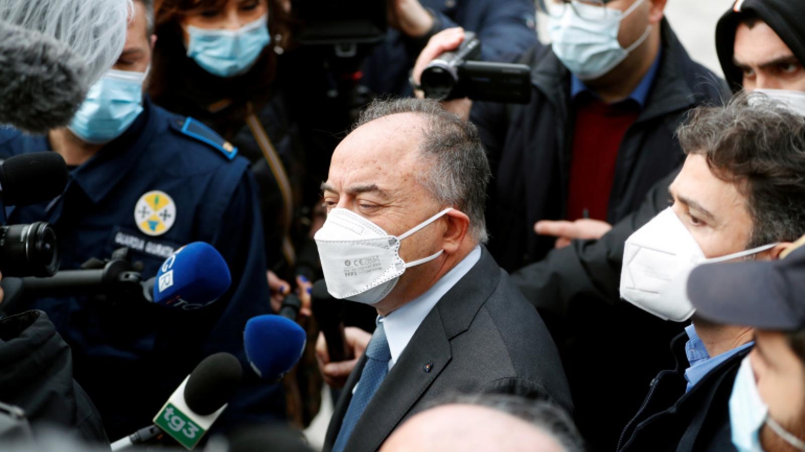 """Italy mở phiên tòa """"khủng"""" xét xử nhóm mafia mạnh nhất và giàu nhất thế giới"""