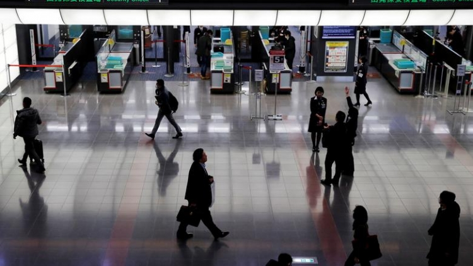 Mỹ dự định dỡ bỏ hạn chế đi lại với EU, Anh và Brazil