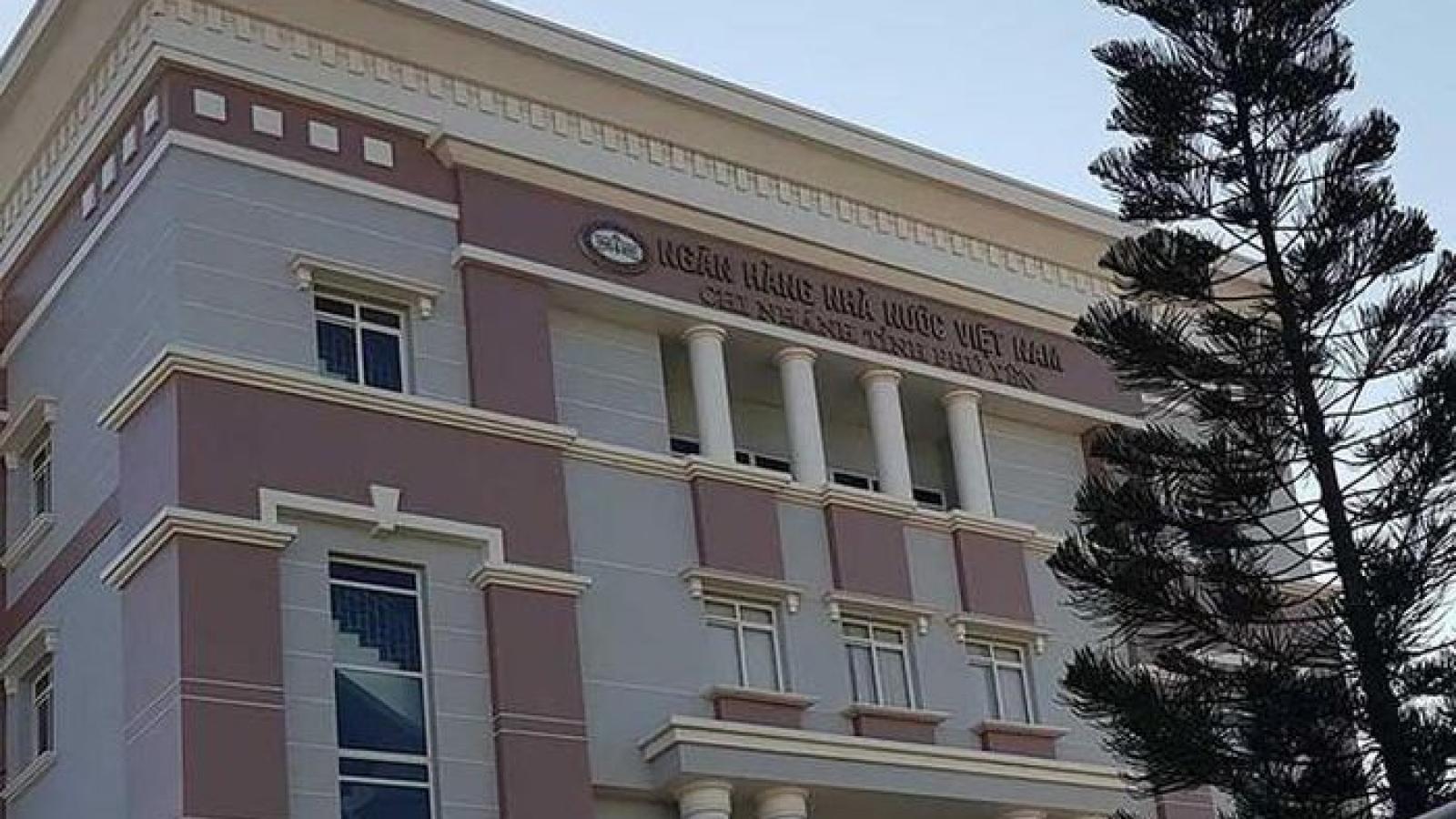 Khởi tố vụ án sử dụng tài sản nhà nước sai quy định tại NHNN chi nhánh Phú Yên