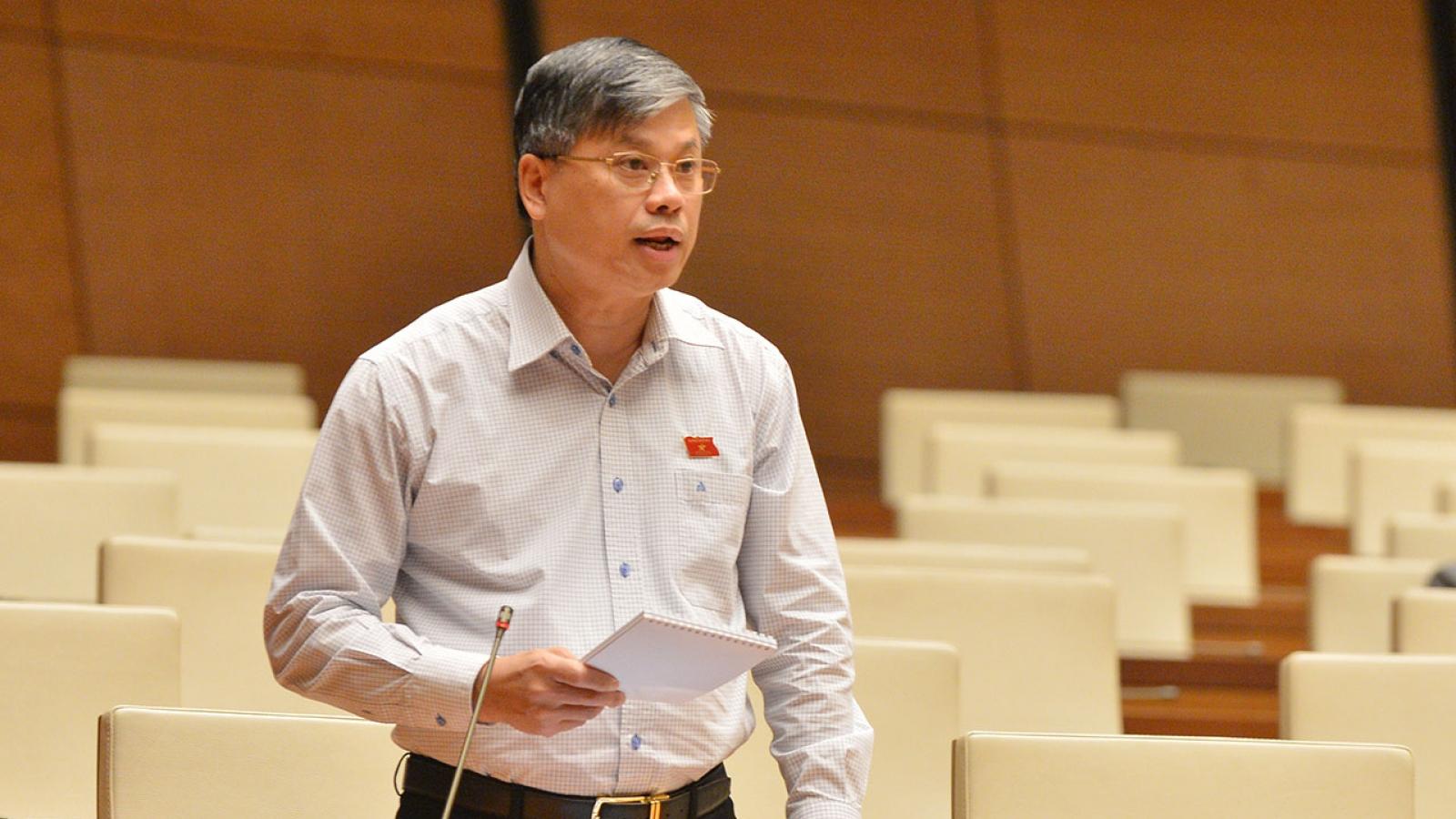 ĐBQH Nguyễn Sỹ Cương: Người dân nên cảnh giác, tránh xa tín dụng đen!