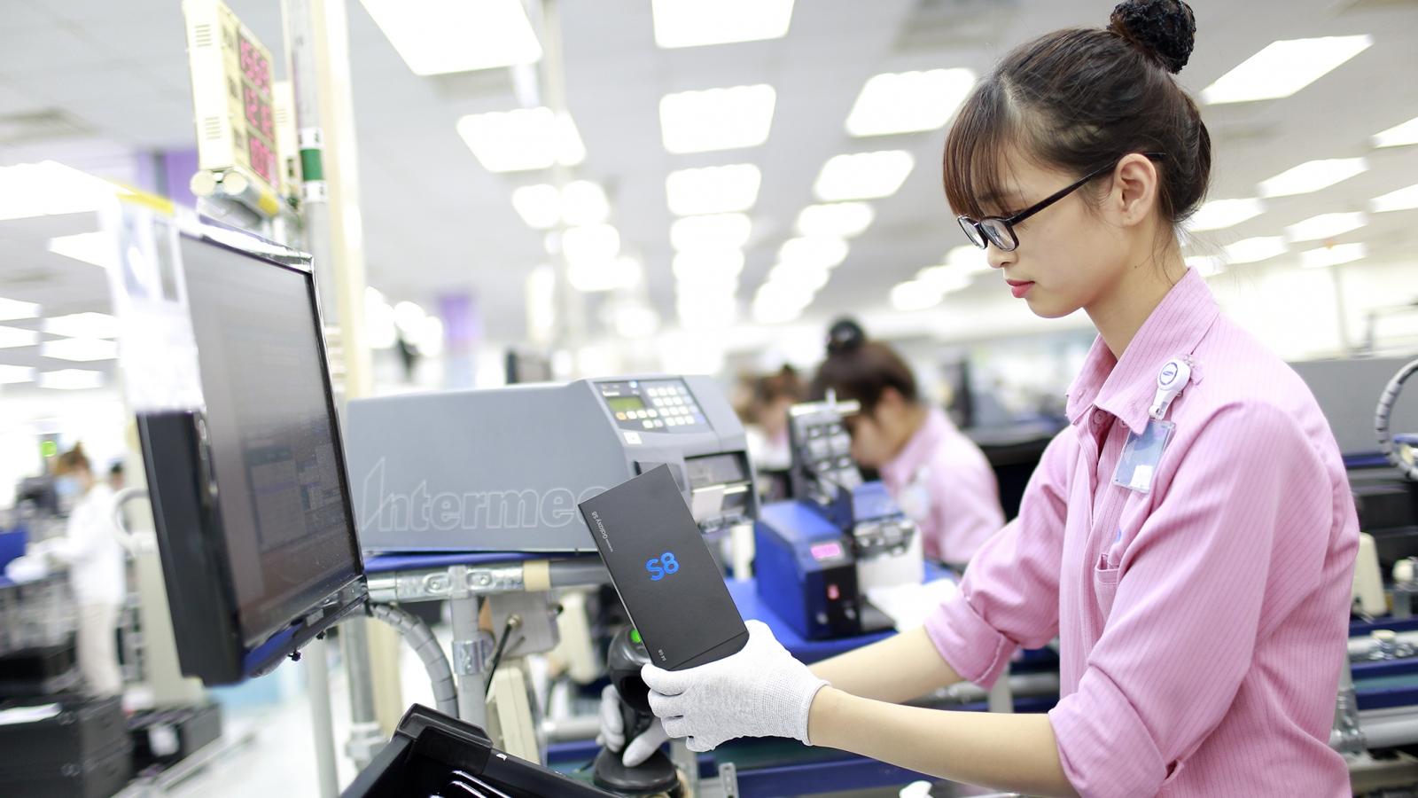Gần 2,02 tỷ USD vốn FDI đổ vào Việt Nam trong tháng đầu tiên của năm 2021
