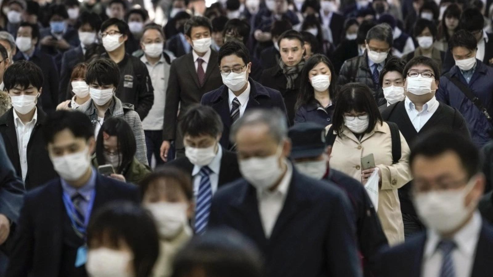 Nhật Bản tăng bổ sung ngân sách cho phòng chống Covid-19
