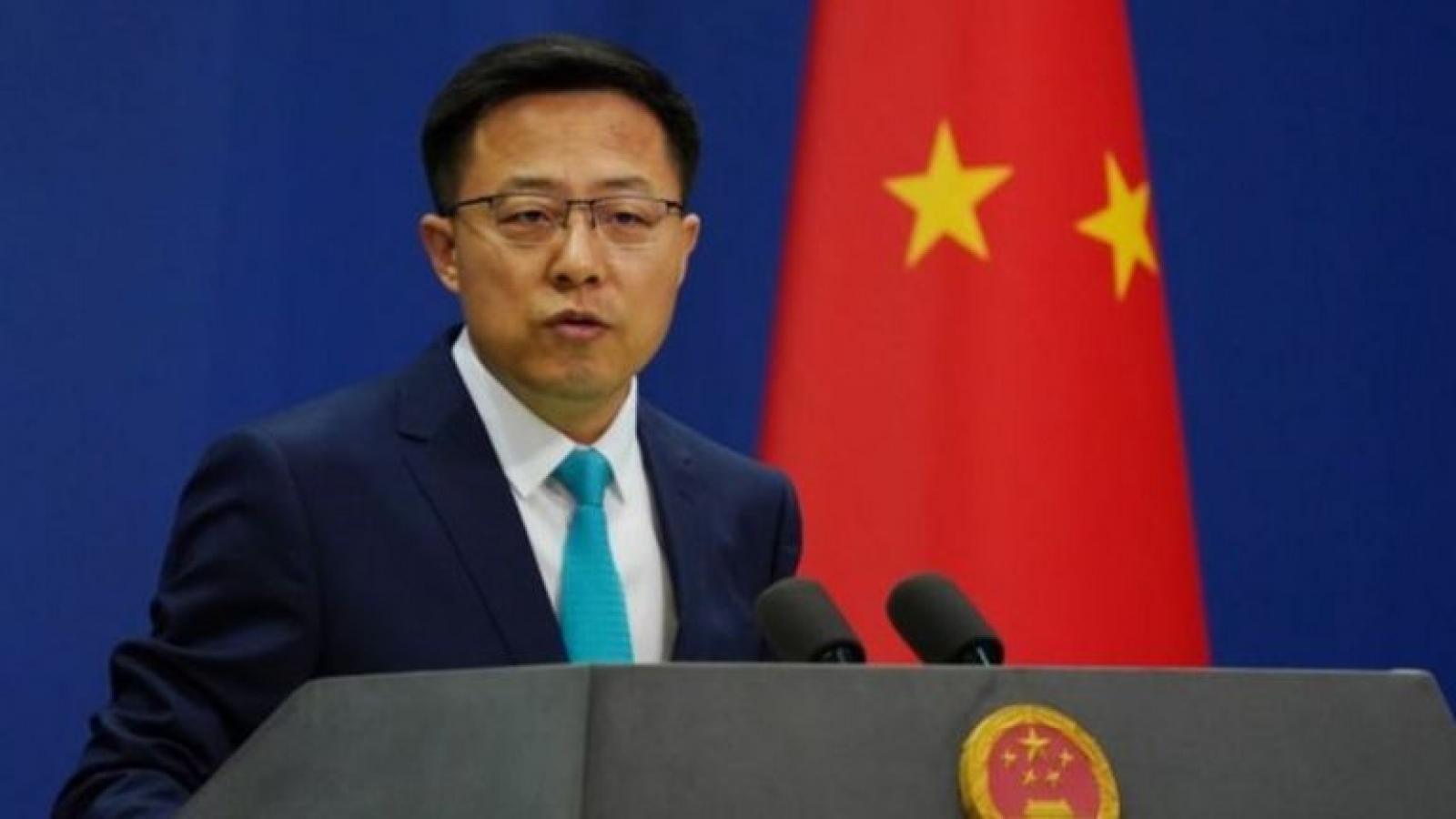 """Trung Quốc kêu gọi chính quyền mới của Mỹ """"nhìn nhận khách quan"""" quan hệ Trung-Mỹ"""